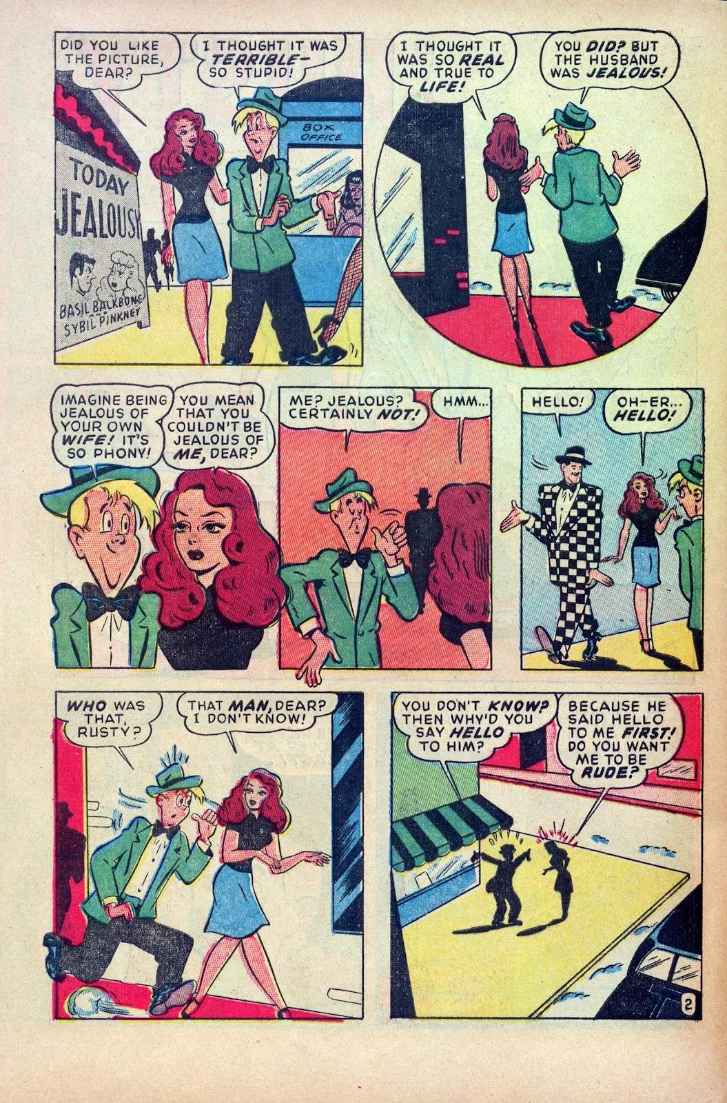 Read online Joker Comics comic -  Issue #31 - 28