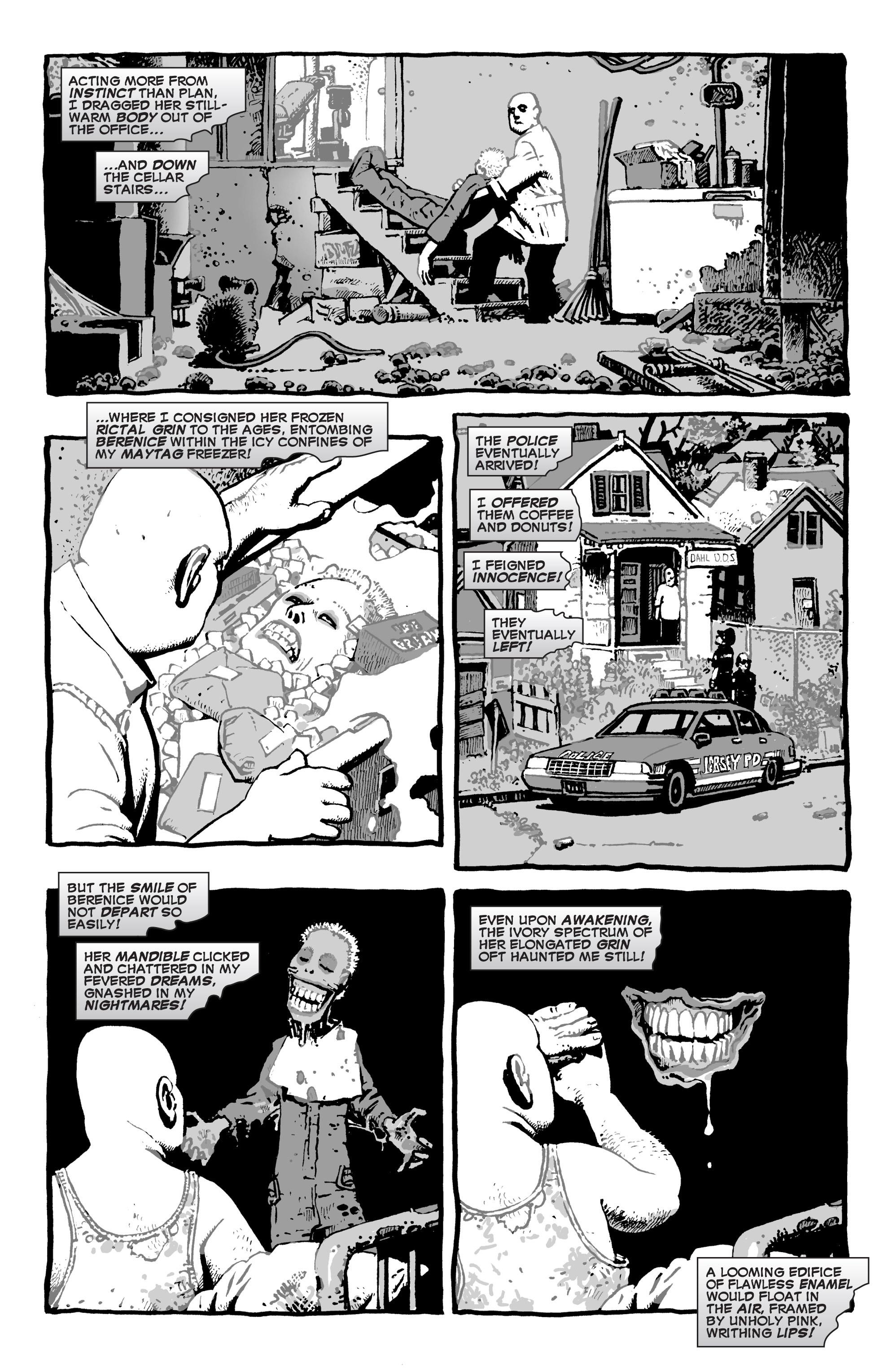 Read online Haunt of Horror: Edgar Allan Poe comic -  Issue #3 - 24