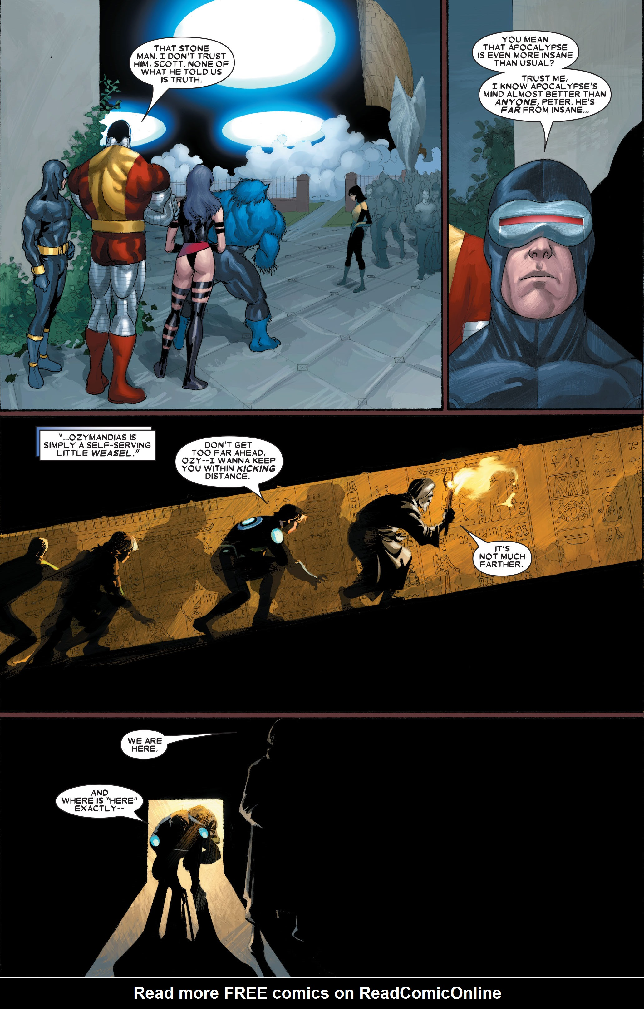 X-Men (1991) 184 Page 15