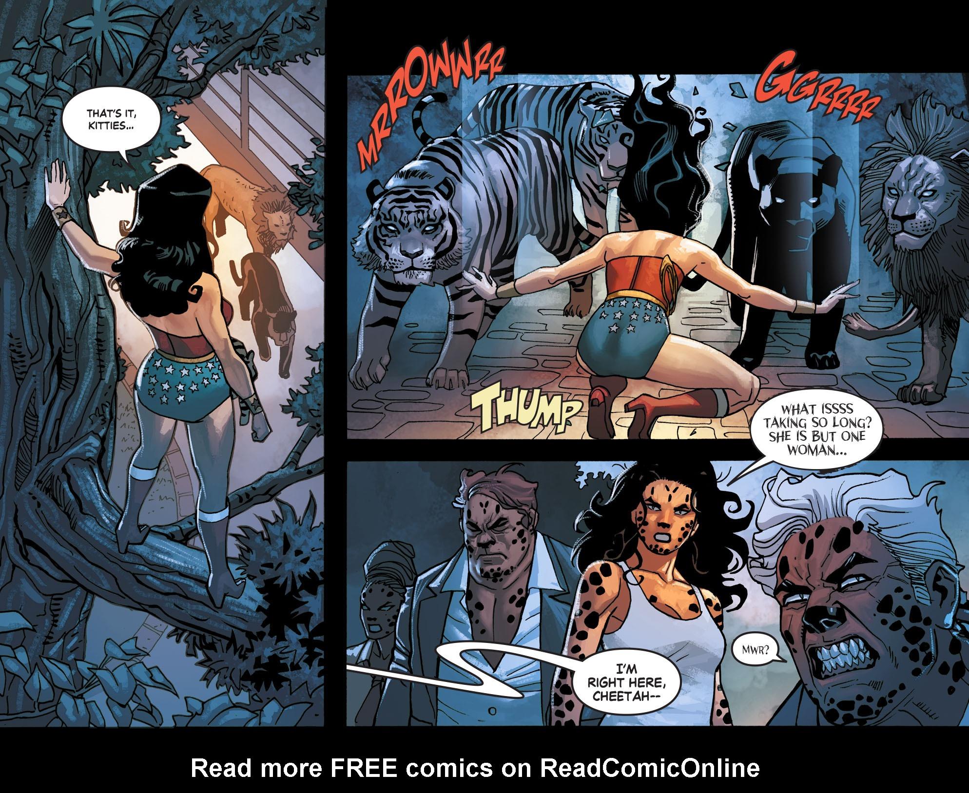 Read online Wonder Woman '77 [I] comic -  Issue #9 - 9