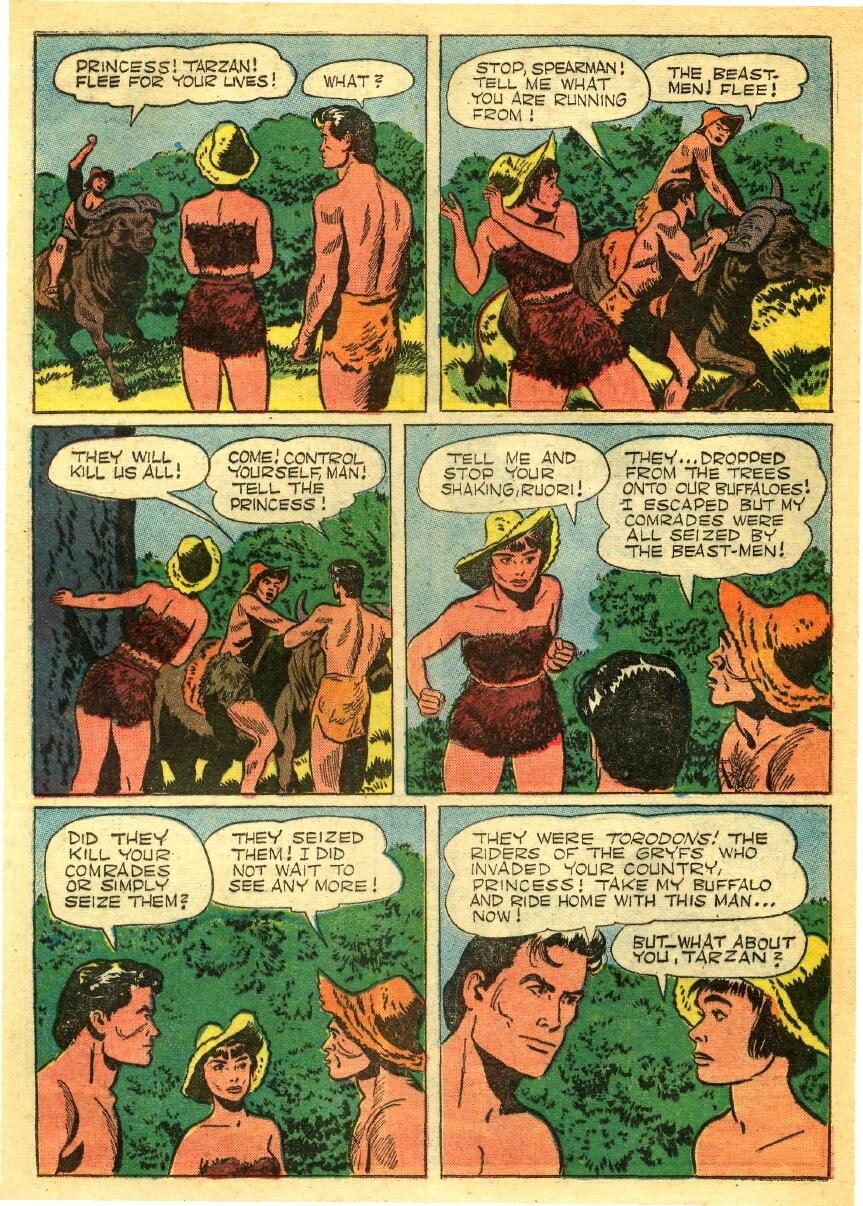 Tarzan (1948) issue 56 - Page 32