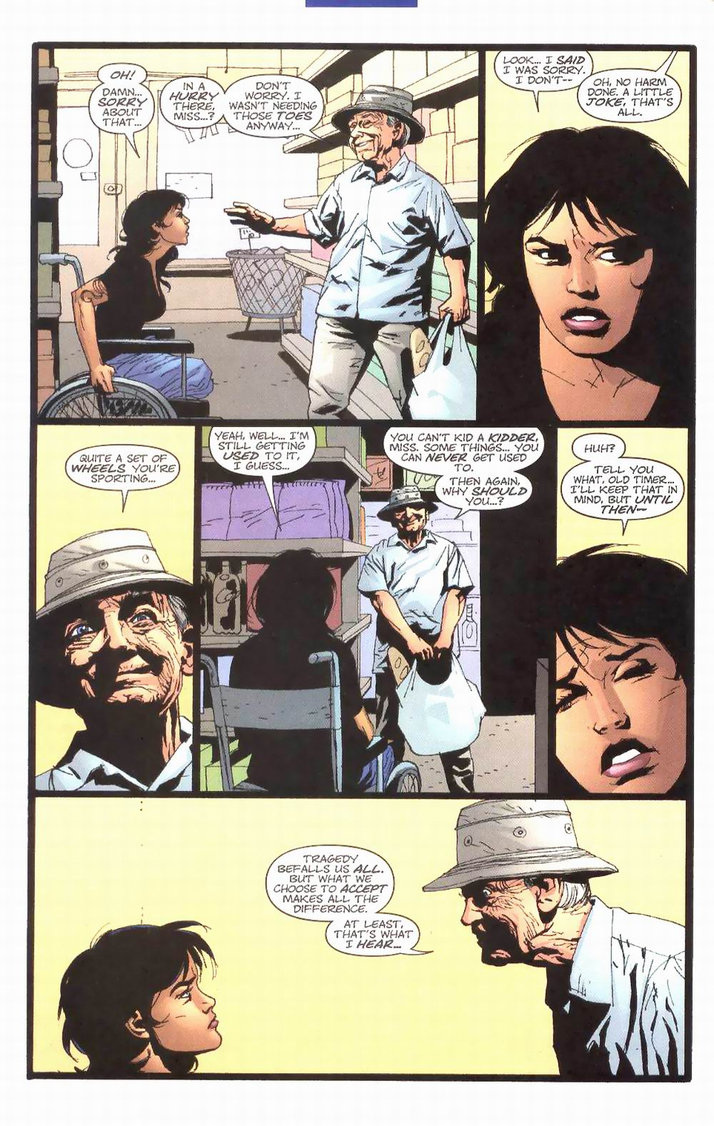 Wildcats (1999) Issue #26 #27 - English 3