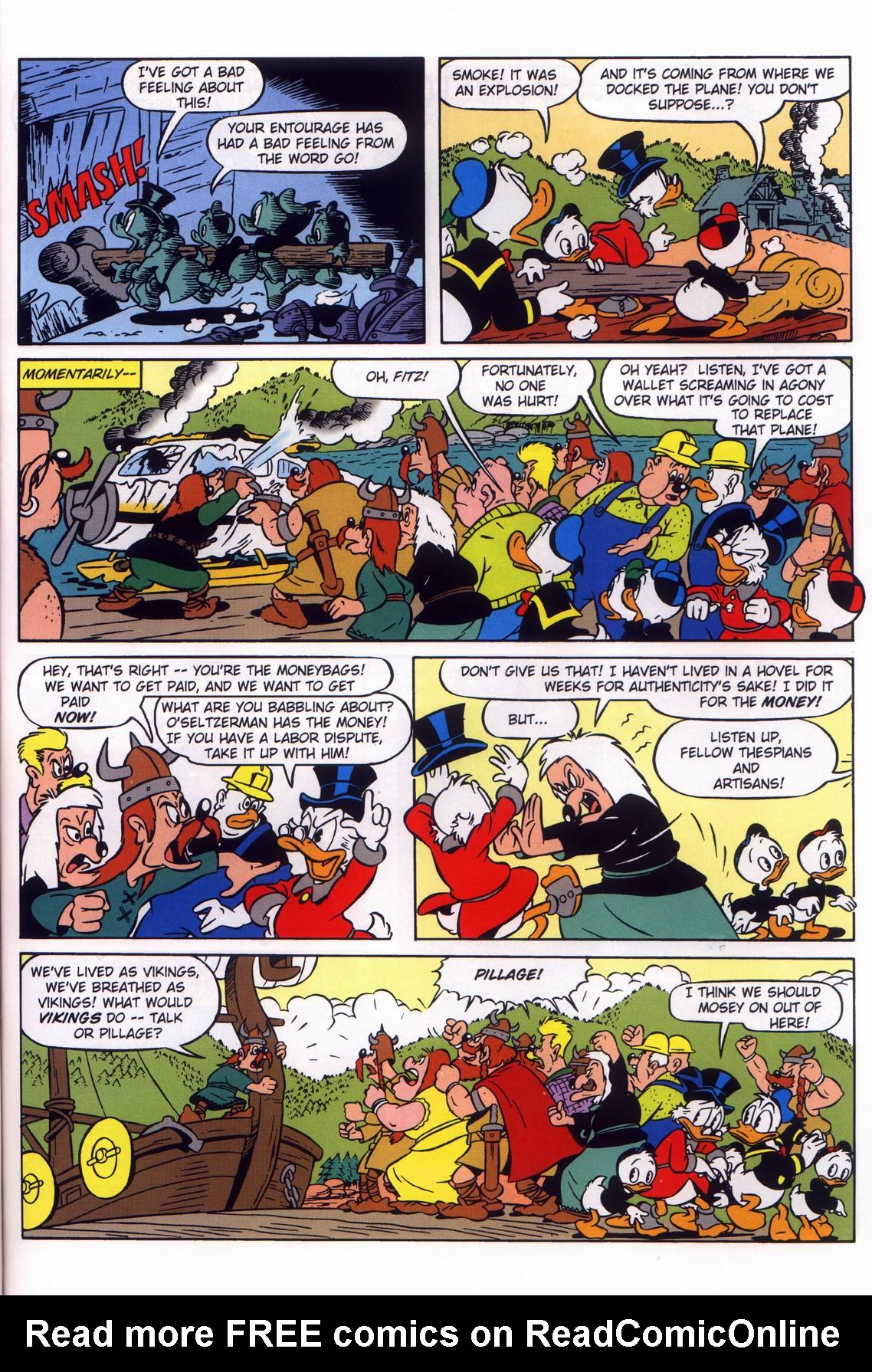 Read online Uncle Scrooge (1953) comic -  Issue #316 - 45