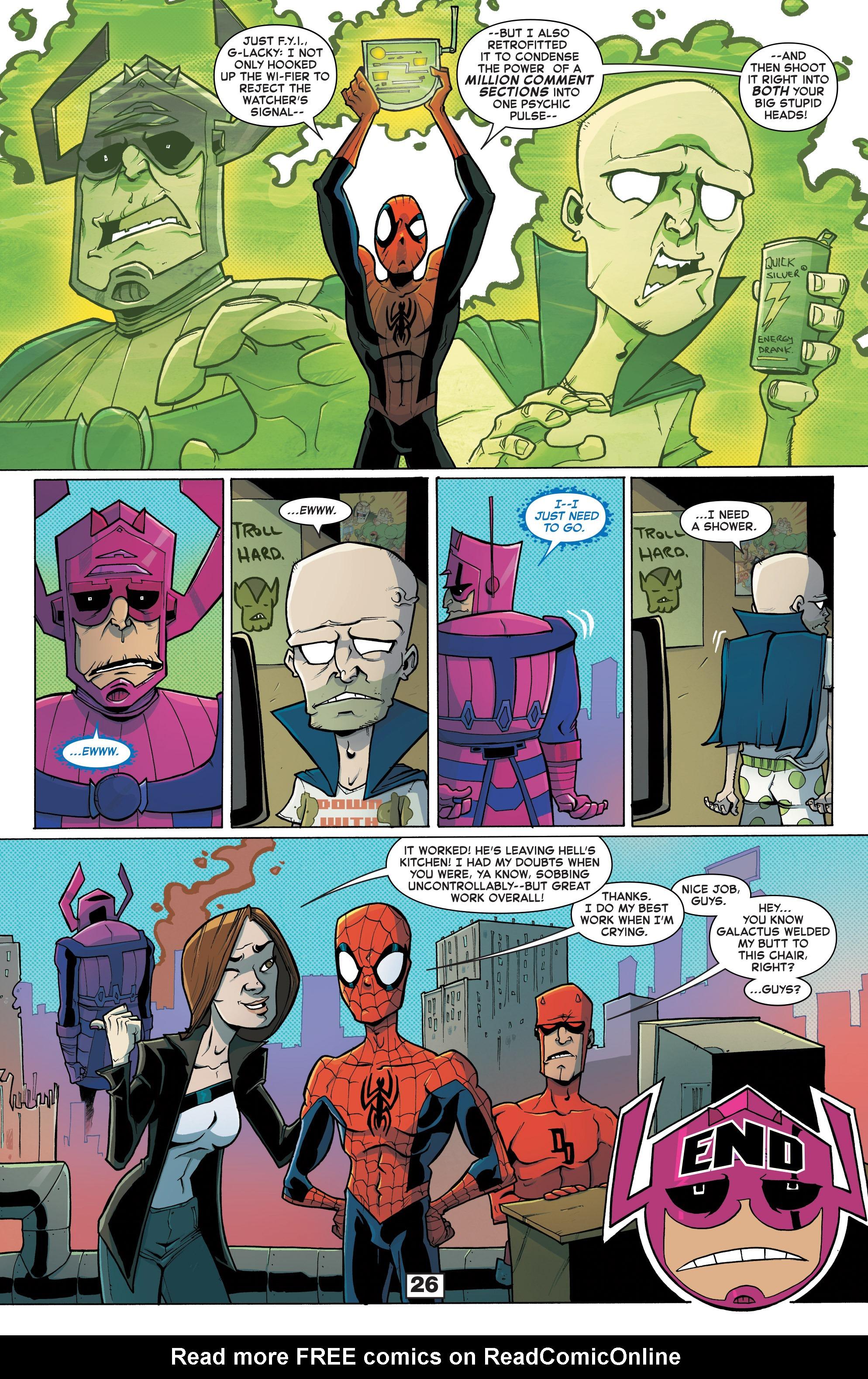 Read online Secret Wars Too comic -  Issue # Full - 28