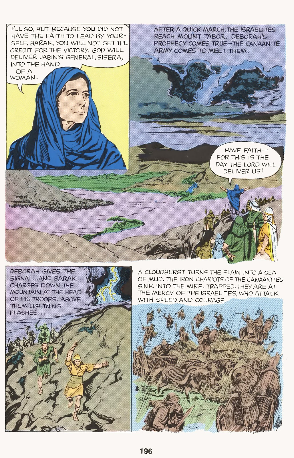 The Picture Bible issue TPB (Part 2) - Page 99