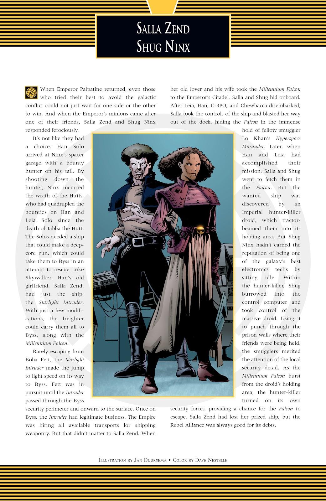 Read online Star Wars: Dark Empire Trilogy comic -  Issue # TPB (Part 4) - 77