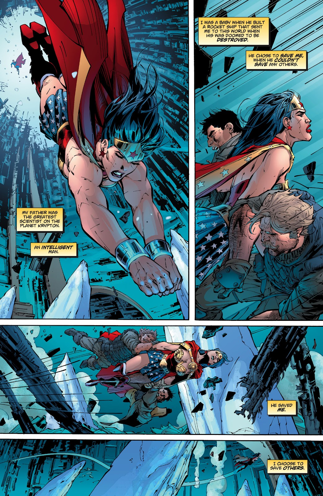 Read online Superman: For Tomorrow comic -  Issue # TPB (Part 2) - 99