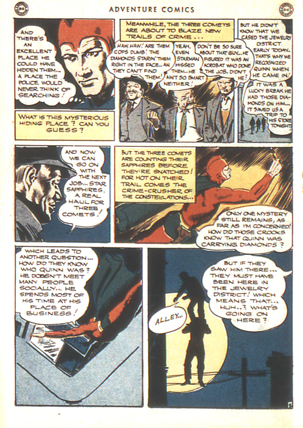 Read online Adventure Comics (1938) comic -  Issue #92 - 31