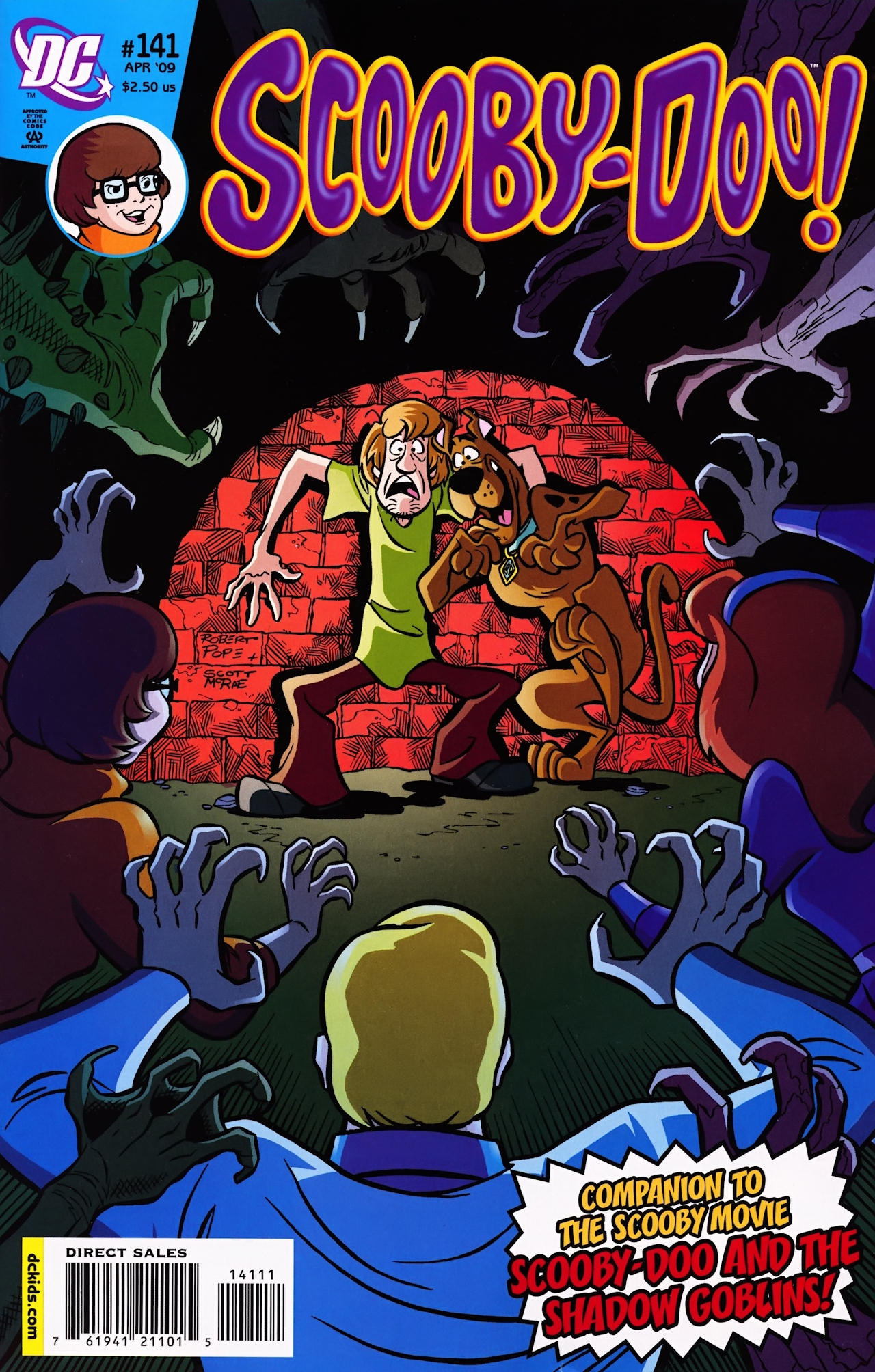 Read online Scooby-Doo (1997) comic -  Issue #141 - 1