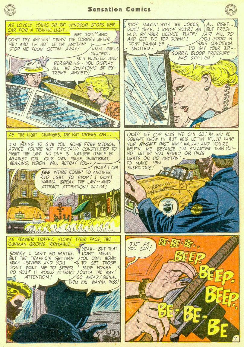 Read online Sensation (Mystery) Comics comic -  Issue #98 - 18