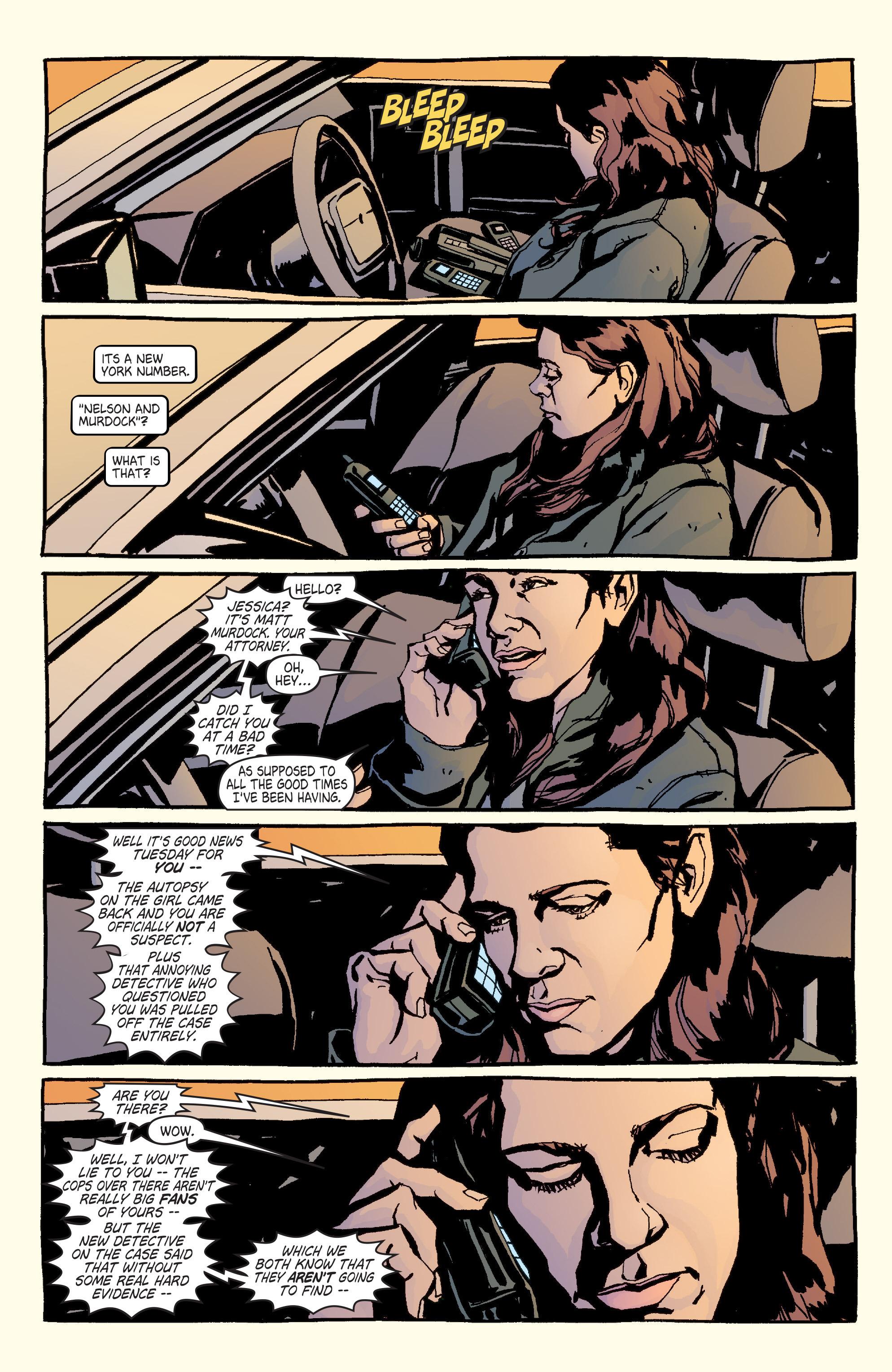 Read online Alias comic -  Issue #4 - 16