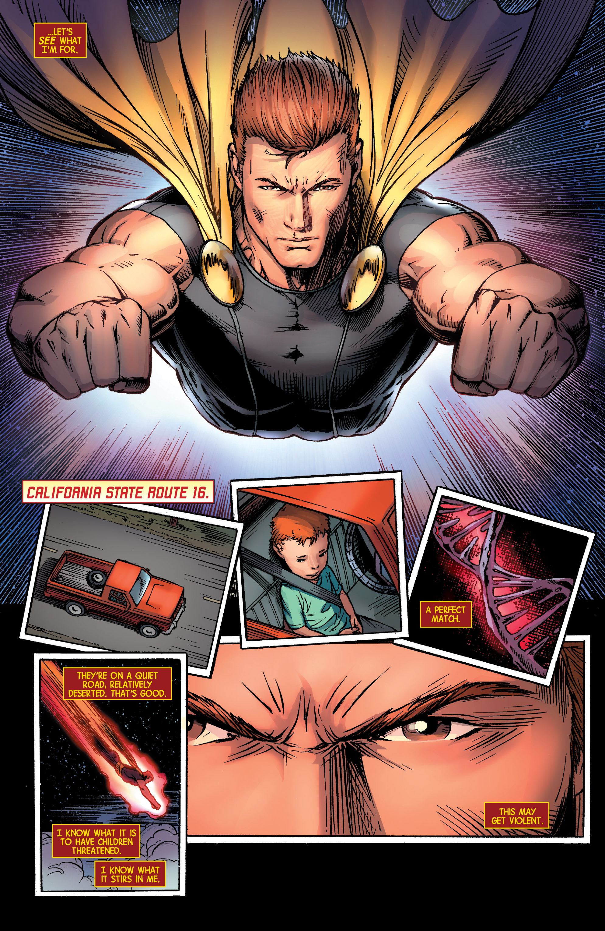 Read online Avengers (2013) comic -  Issue #34.1 - 16