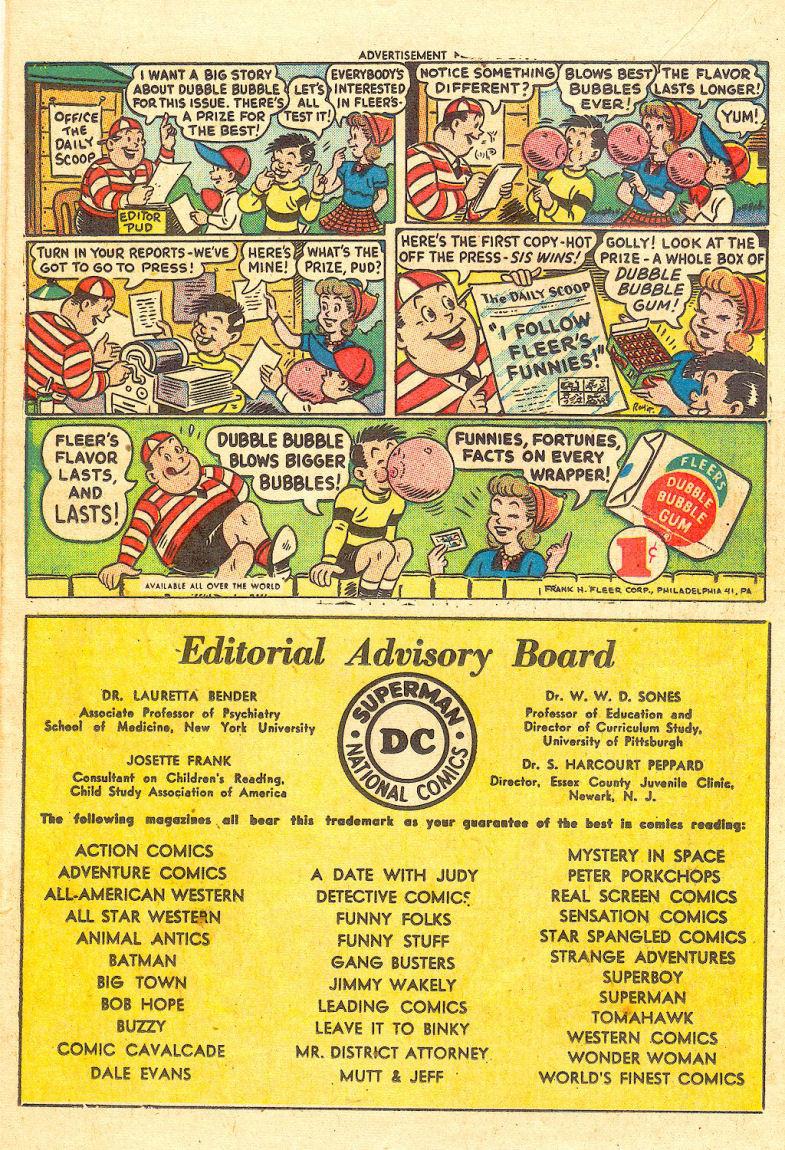 Read online Sensation (Mystery) Comics comic -  Issue #105 - 26