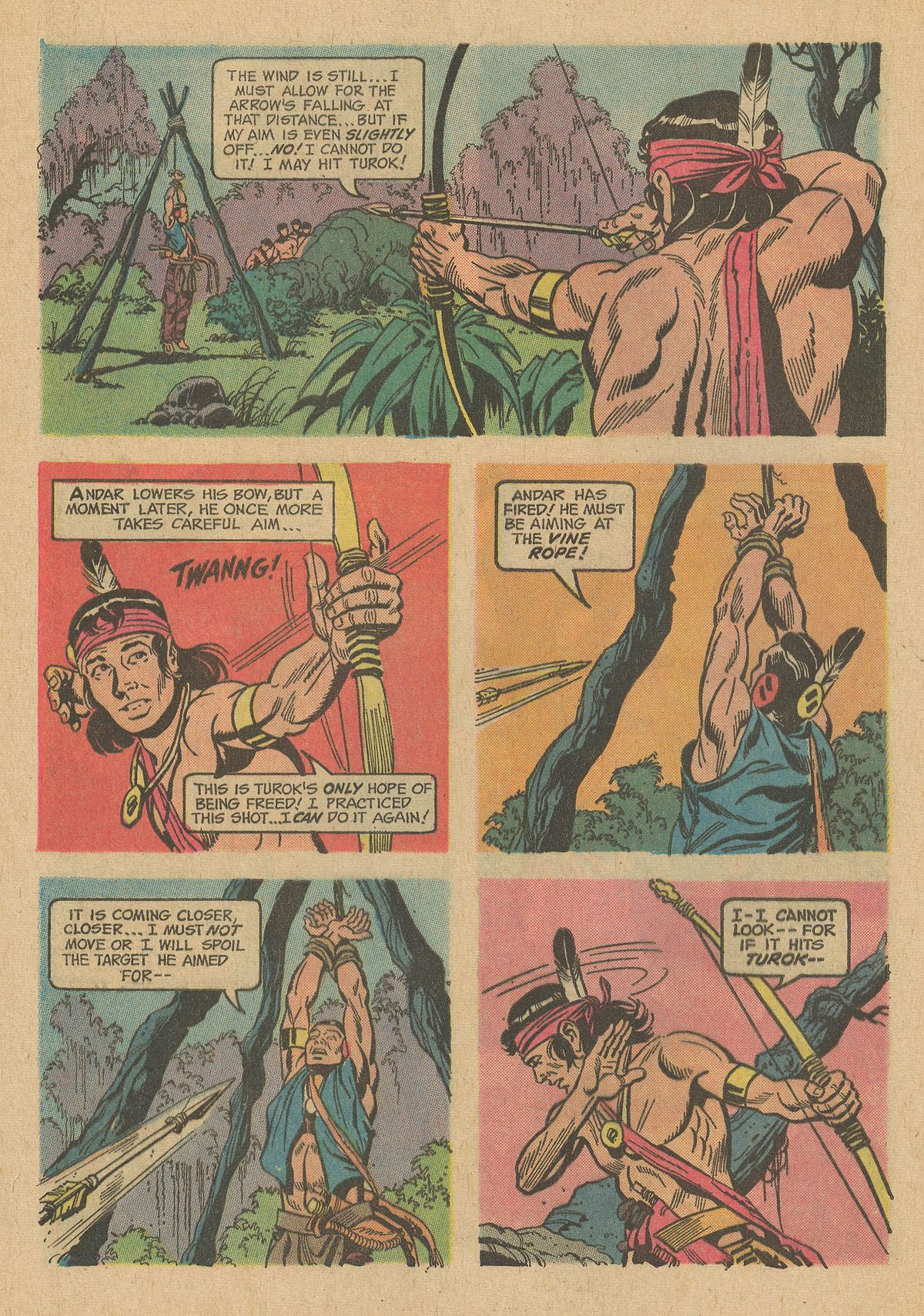 Read online Turok, Son of Stone comic -  Issue #80 - 28