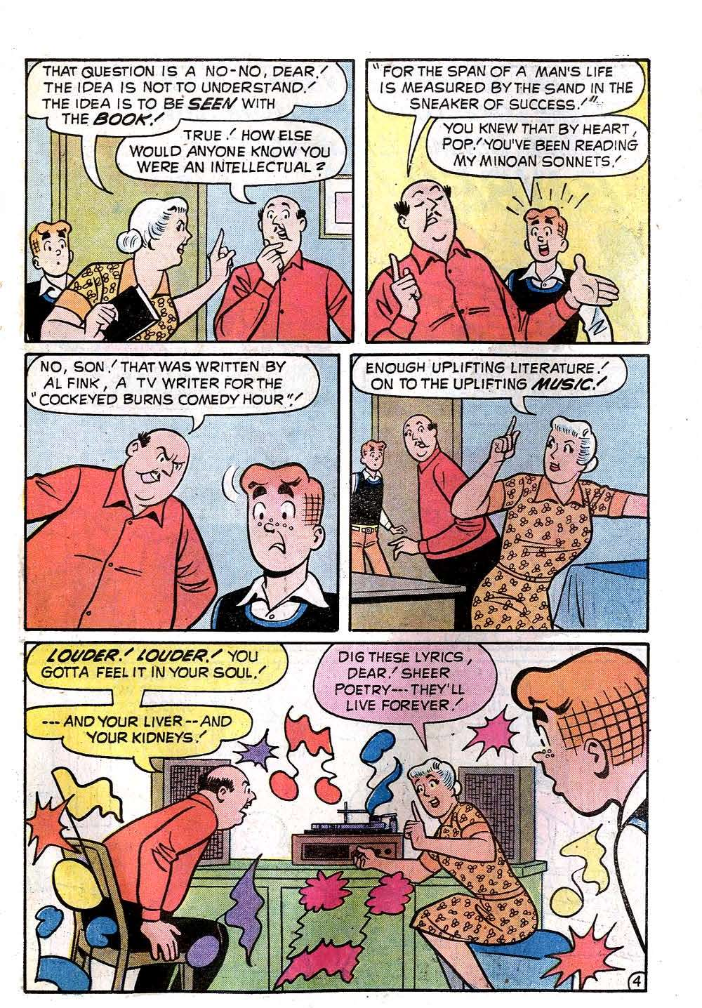 Read online Archie (1960) comic -  Issue #236 - 23