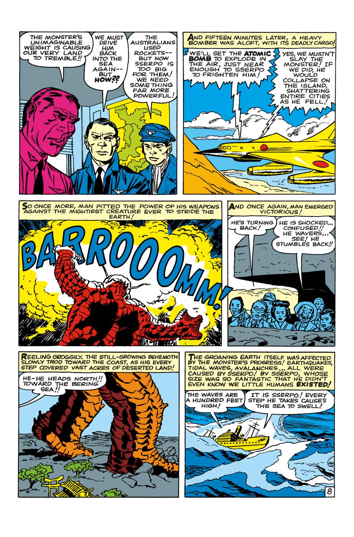 Read online Amazing Adventures (1961) comic -  Issue #6 - 10