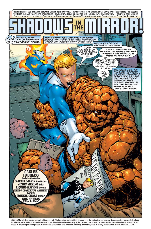 Fantastic Four (1998) 35 Page 2