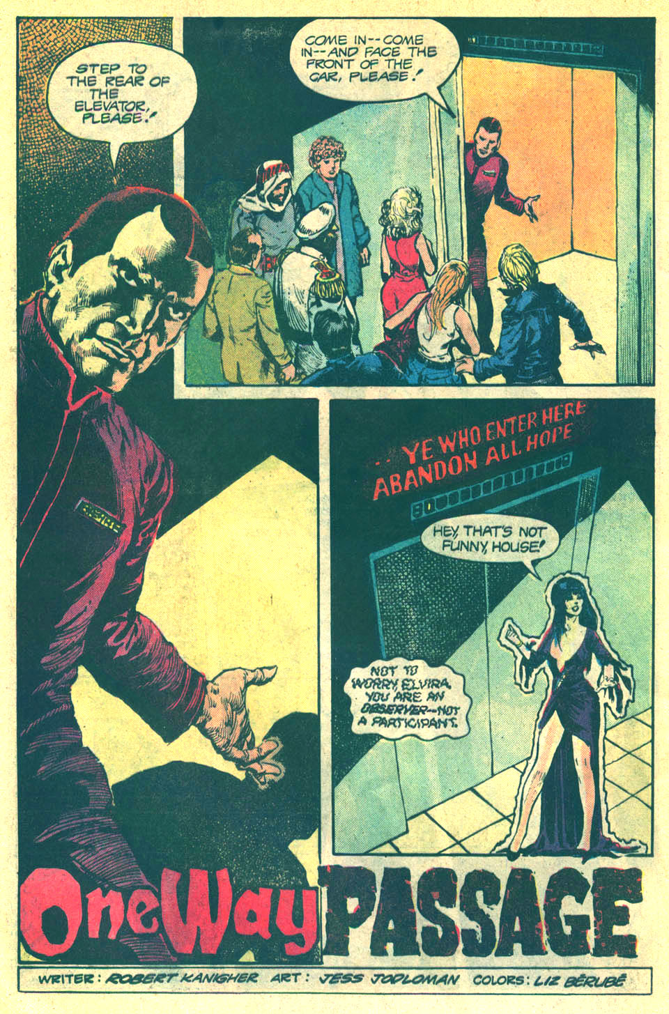 Elvira's House of Mystery Issue #3 #4 - English 16