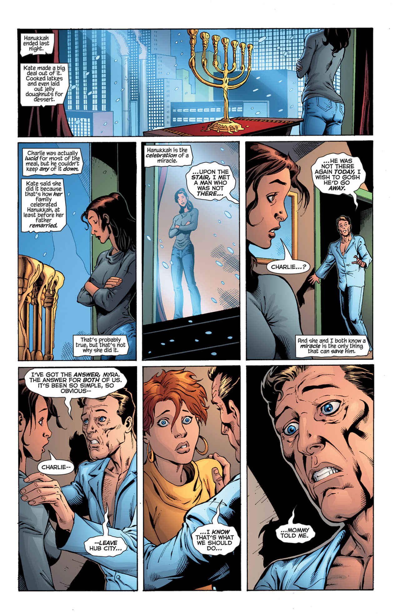 Read online 52 comic -  Issue #33 - 12