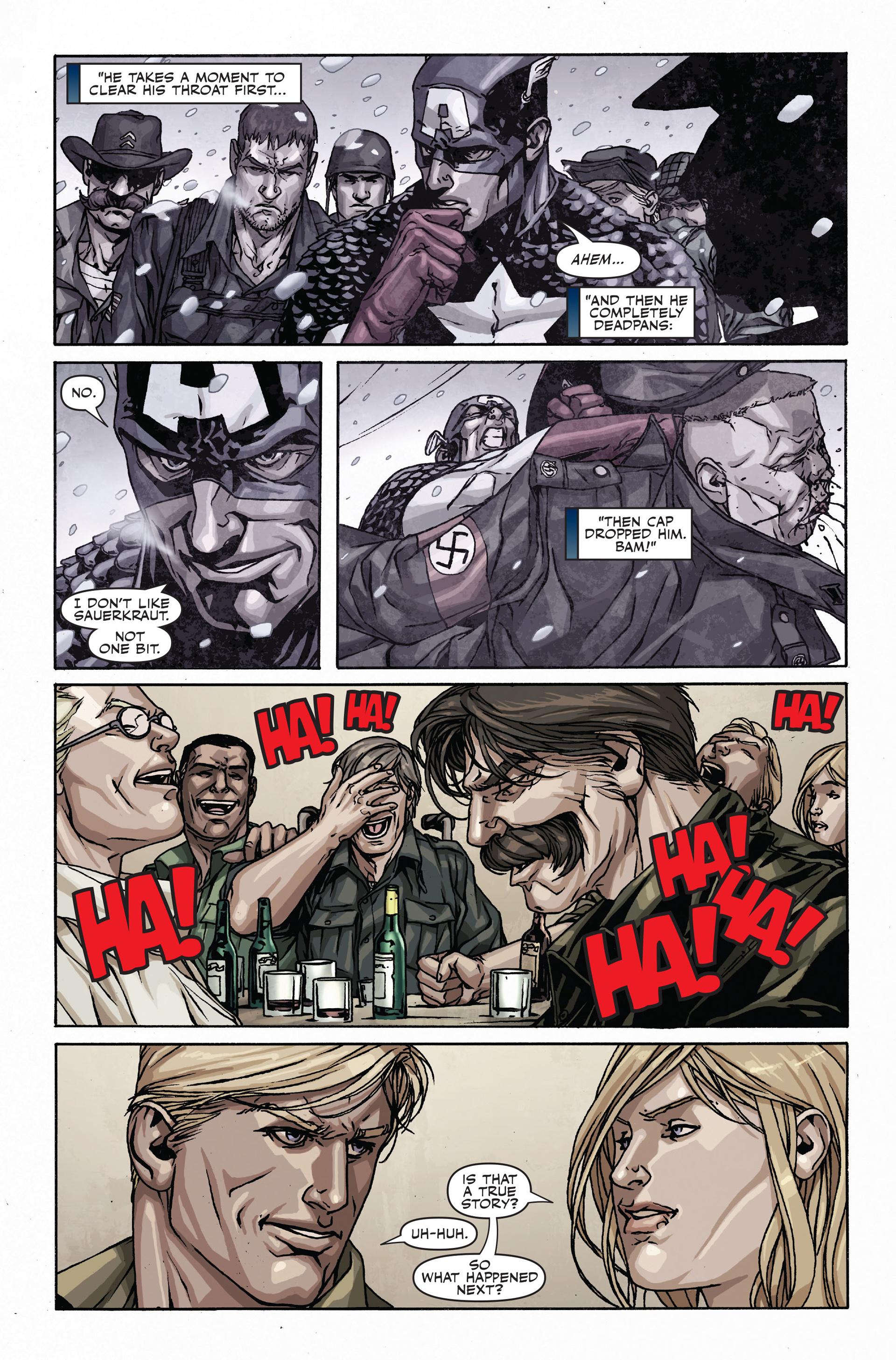 Read online Secret Warriors comic -  Issue #18 - 12