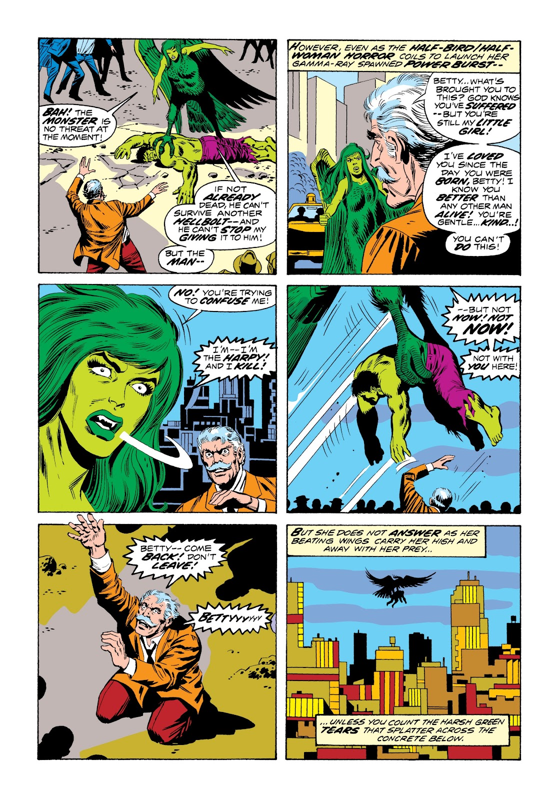 Read online Marvel Masterworks: The Incredible Hulk comic -  Issue # TPB 9 (Part 3) - 60
