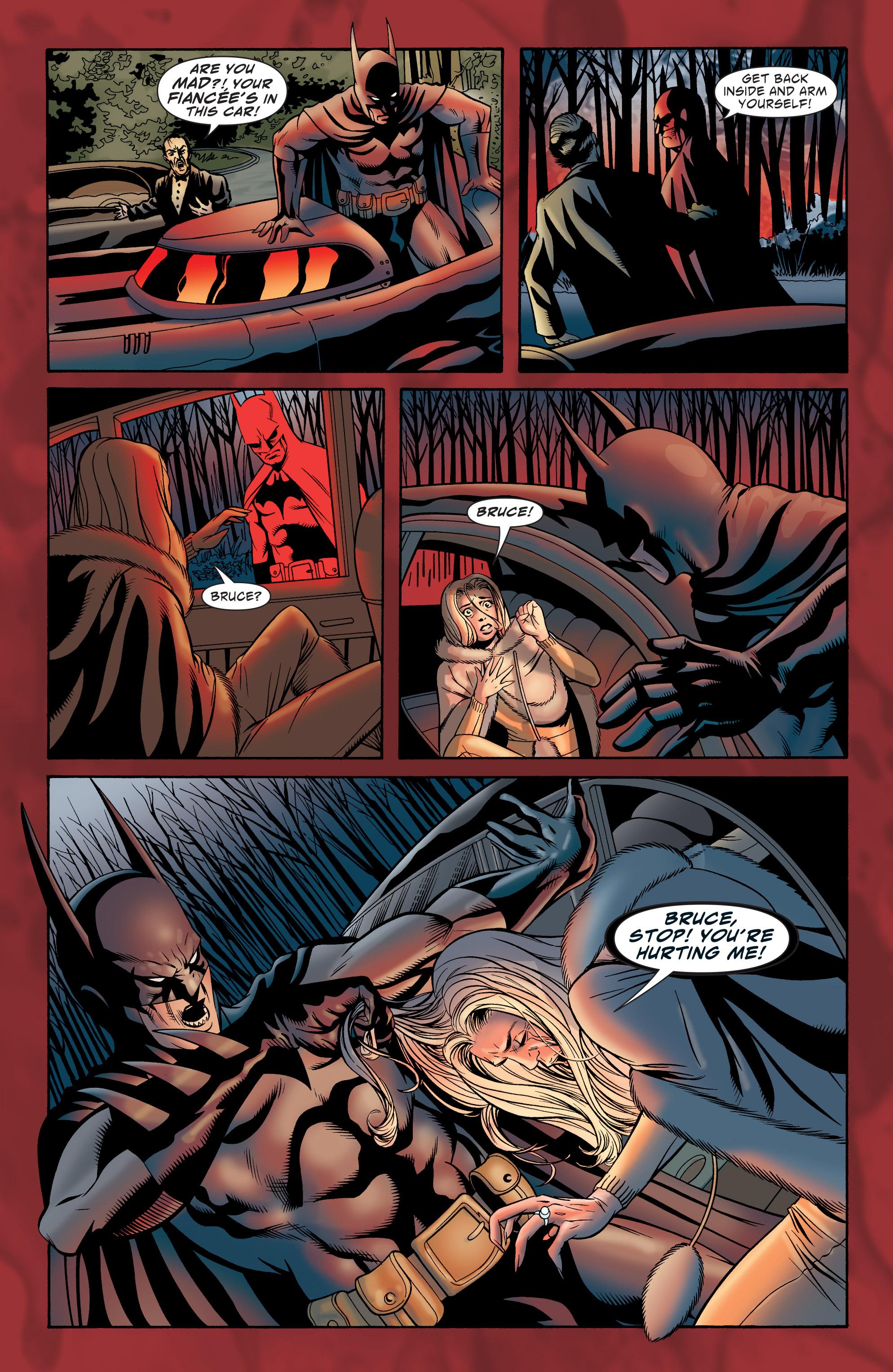 Read online Batman: The Widening Gyre comic -  Issue #6 - 17