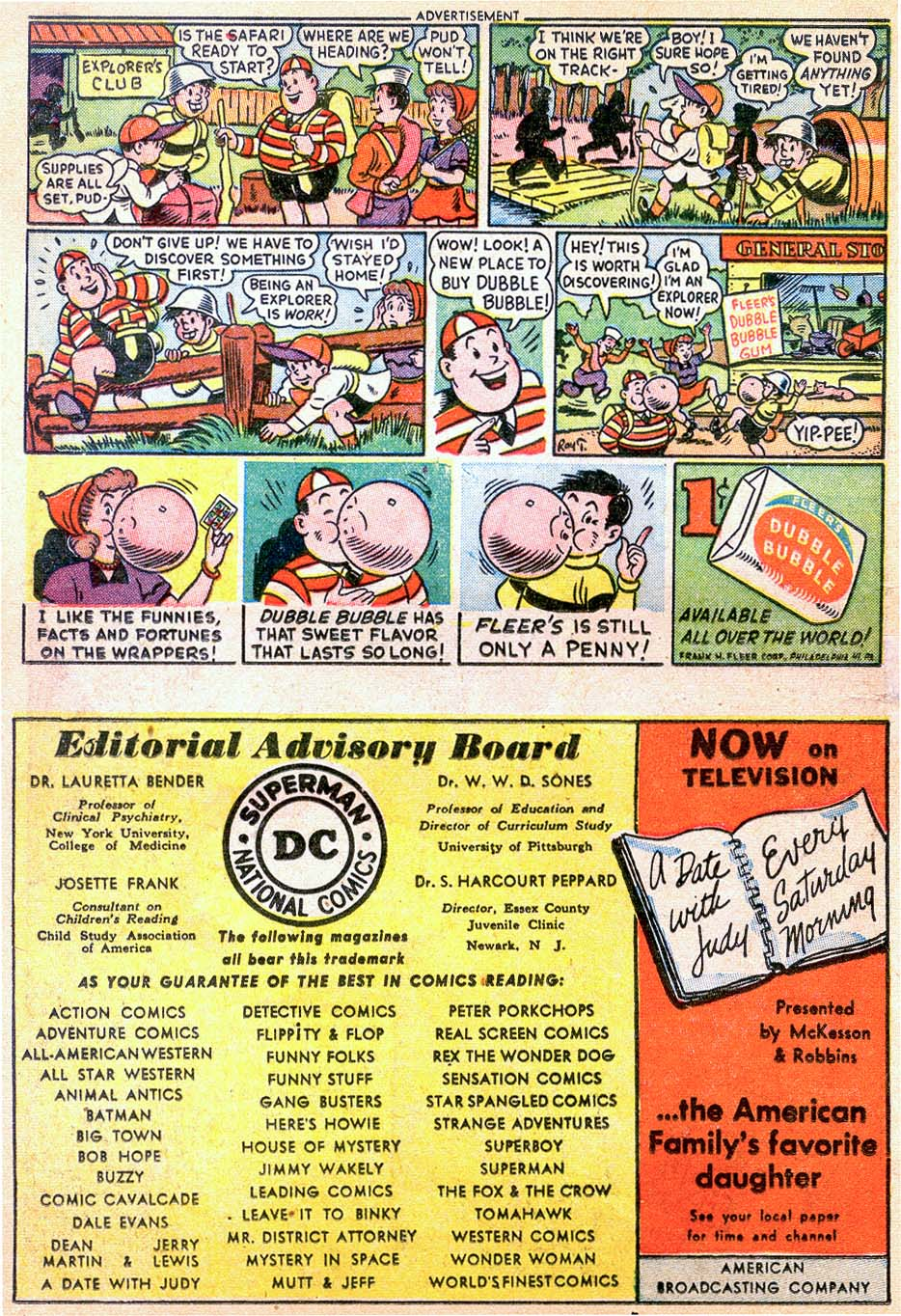 Read online Adventure Comics (1938) comic -  Issue #178 - 24