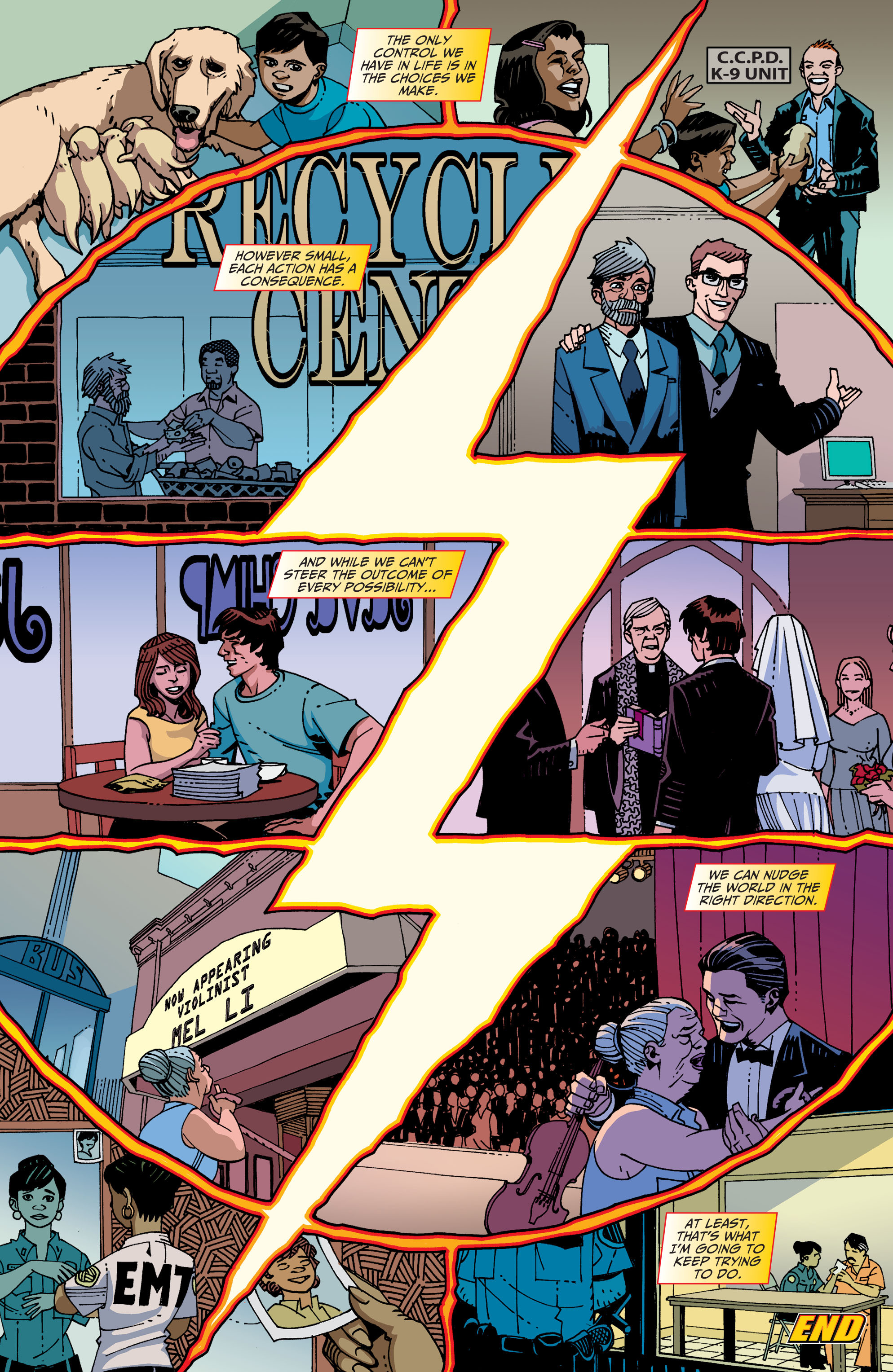 Read online The Flash (2011) comic -  Issue # _TPB 5 - 43