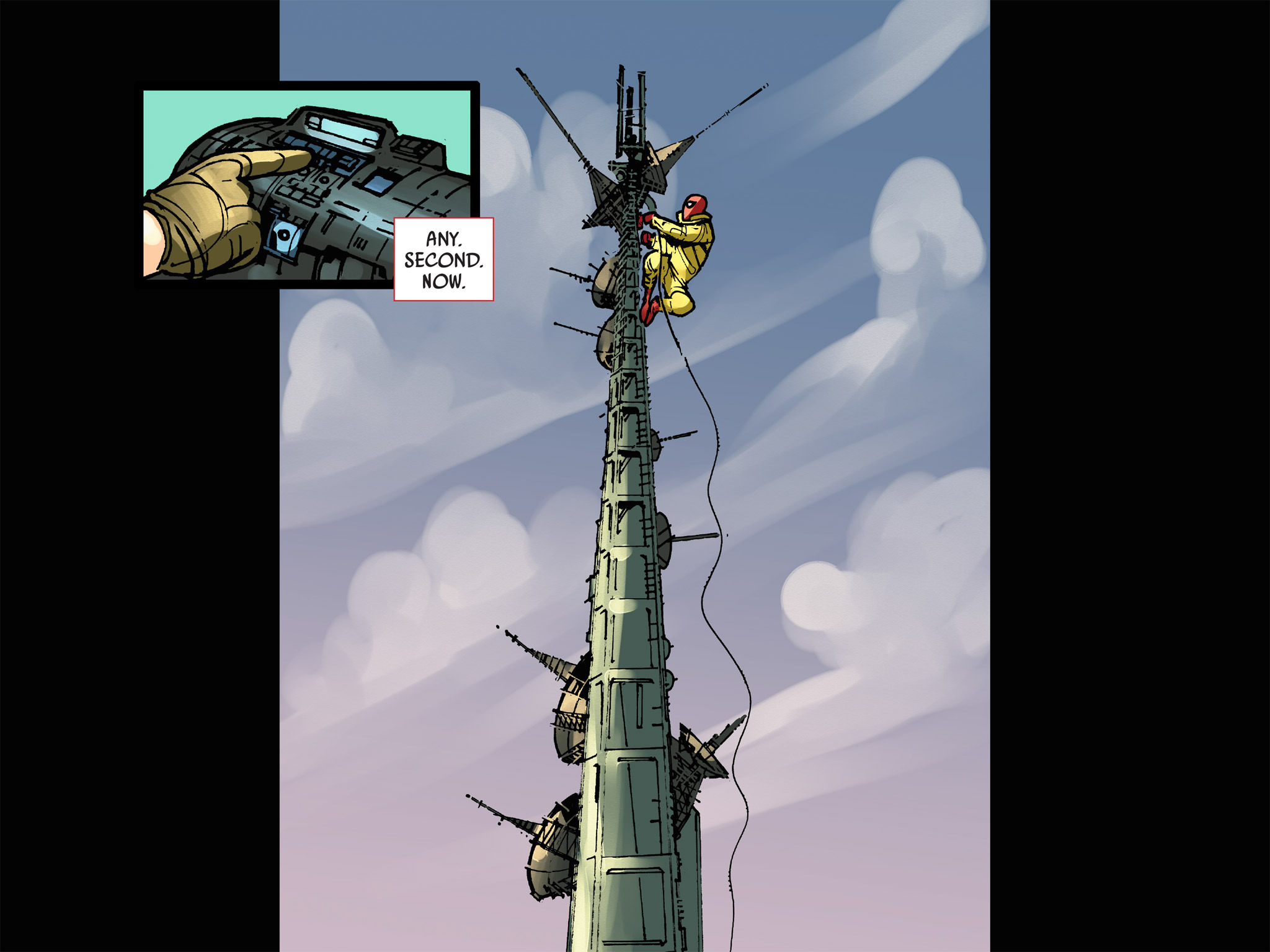 Read online Amazing Spider-Man: Who Am I? comic -  Issue # Full (Part 3) - 149