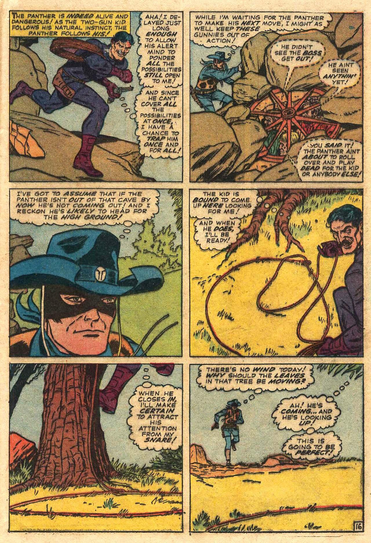 Read online Two-Gun Kid comic -  Issue #77 - 21