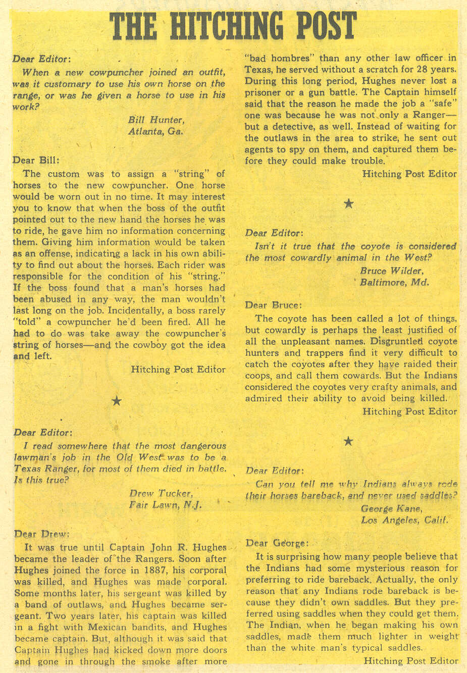 Read online All-Star Western (1951) comic -  Issue #101 - 24