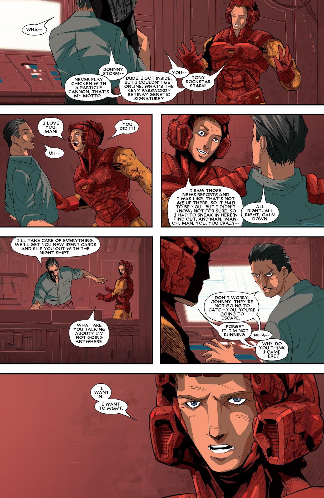 Iron Man: House of M Issue #2 #2 - English 15