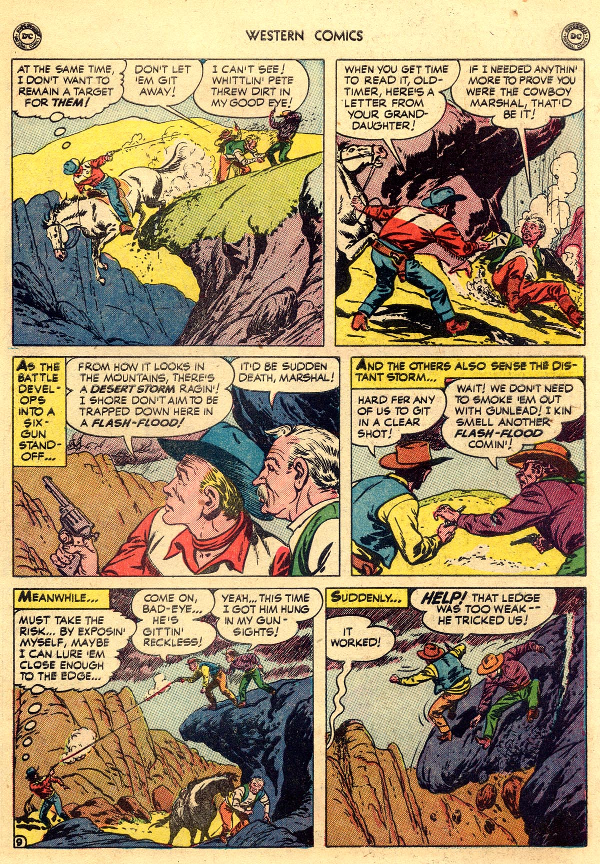 Western Comics issue 19 - Page 47