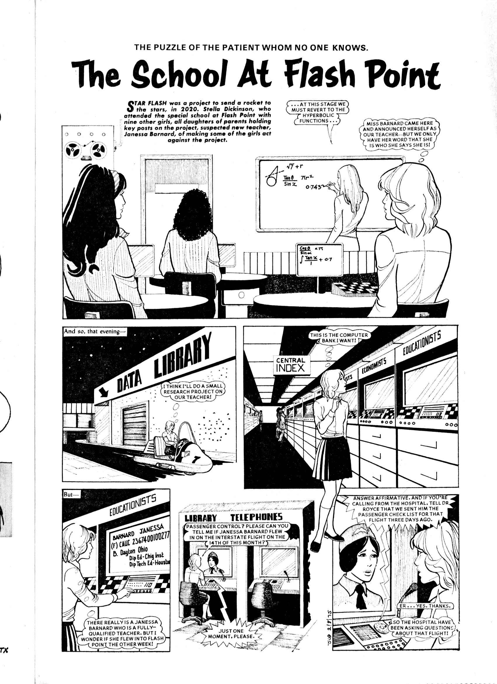Read online Judy comic -  Issue #812 - 27