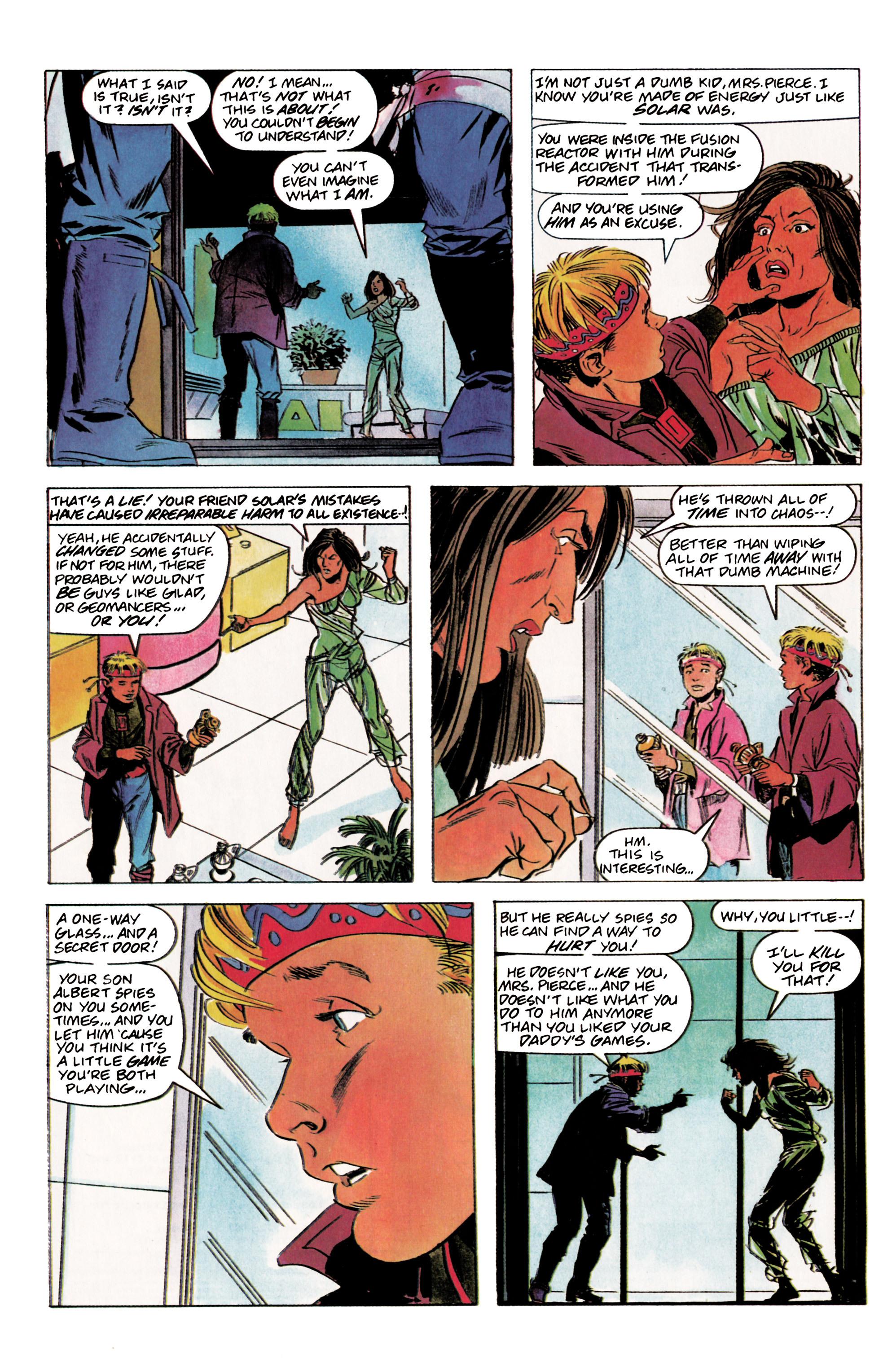 Read online Eternal Warrior (1992) comic -  Issue #2 - 19