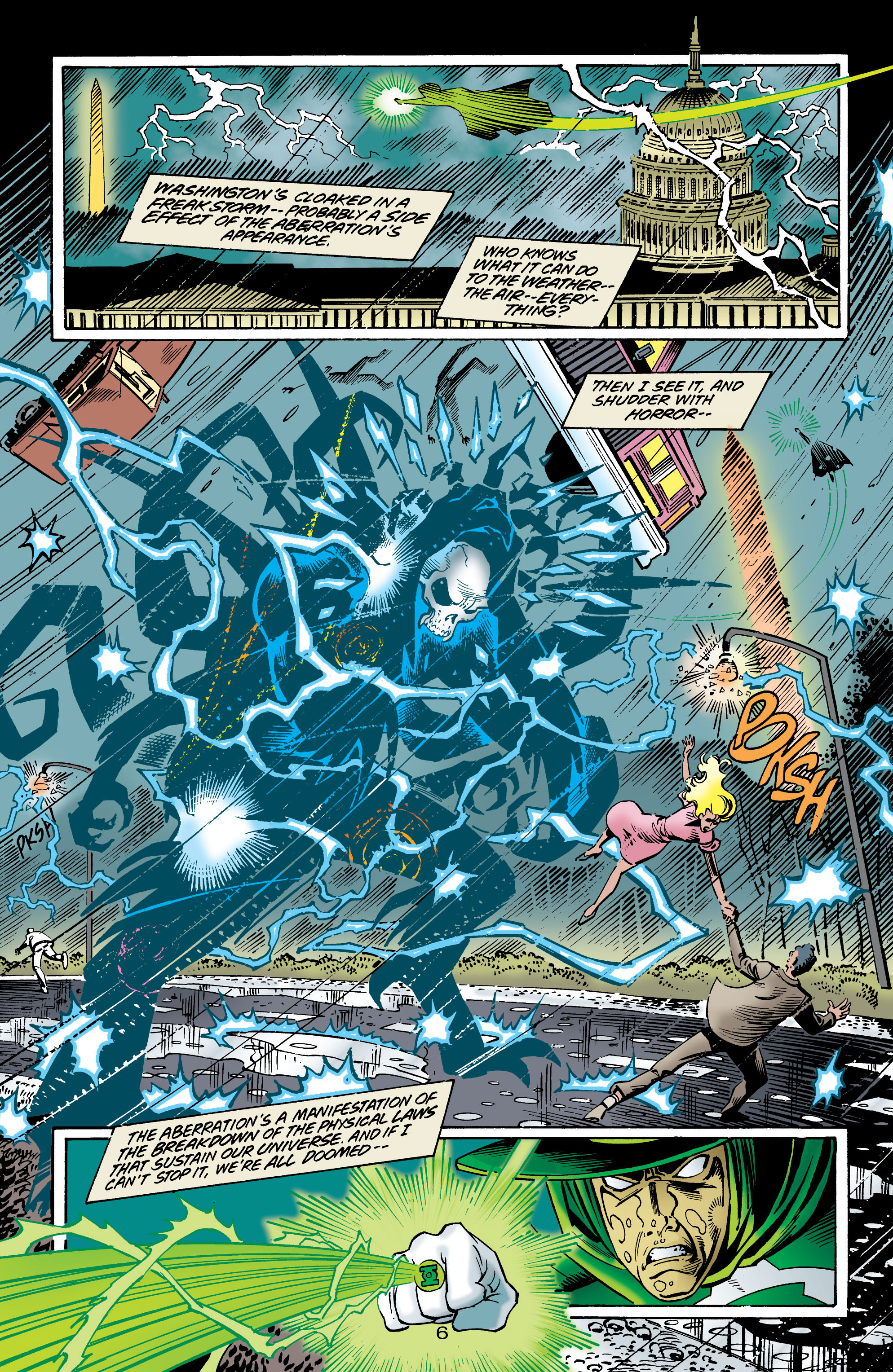 Read online Anarky (1999) comic -  Issue #2 - 7