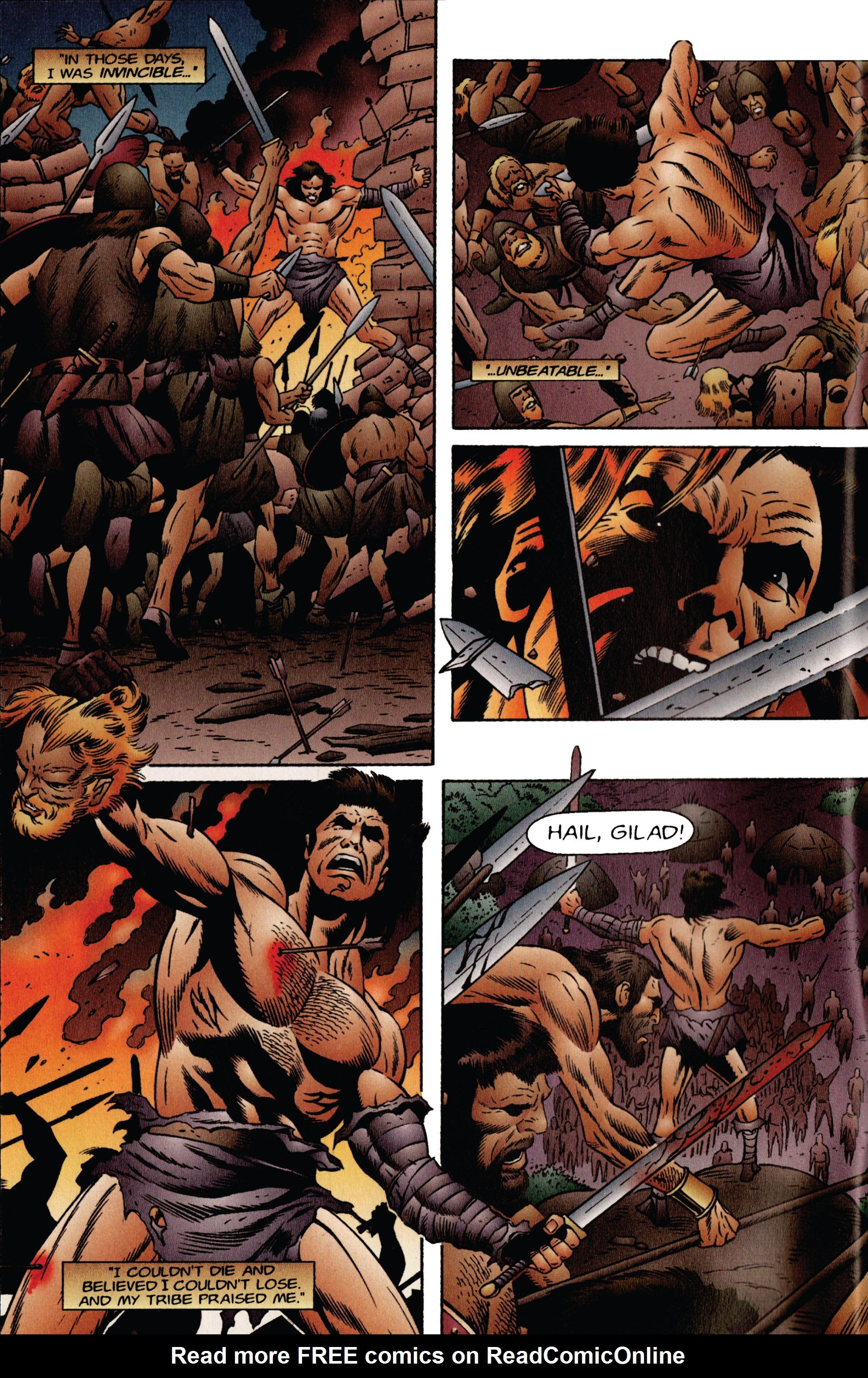 Read online Eternal Warrior (1992) comic -  Issue #40 - 3