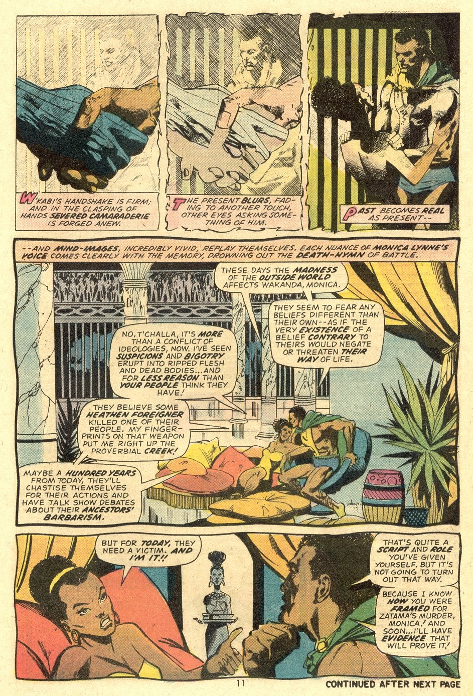 Jungle Action (1972) issue 11 - Page 12