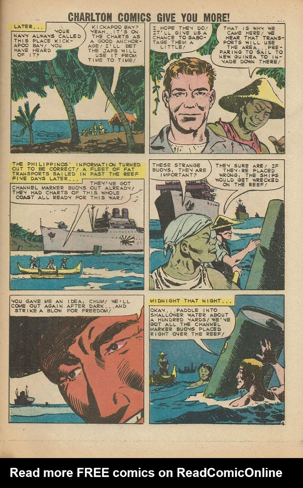 Read online Fightin' Navy comic -  Issue #91 - 29
