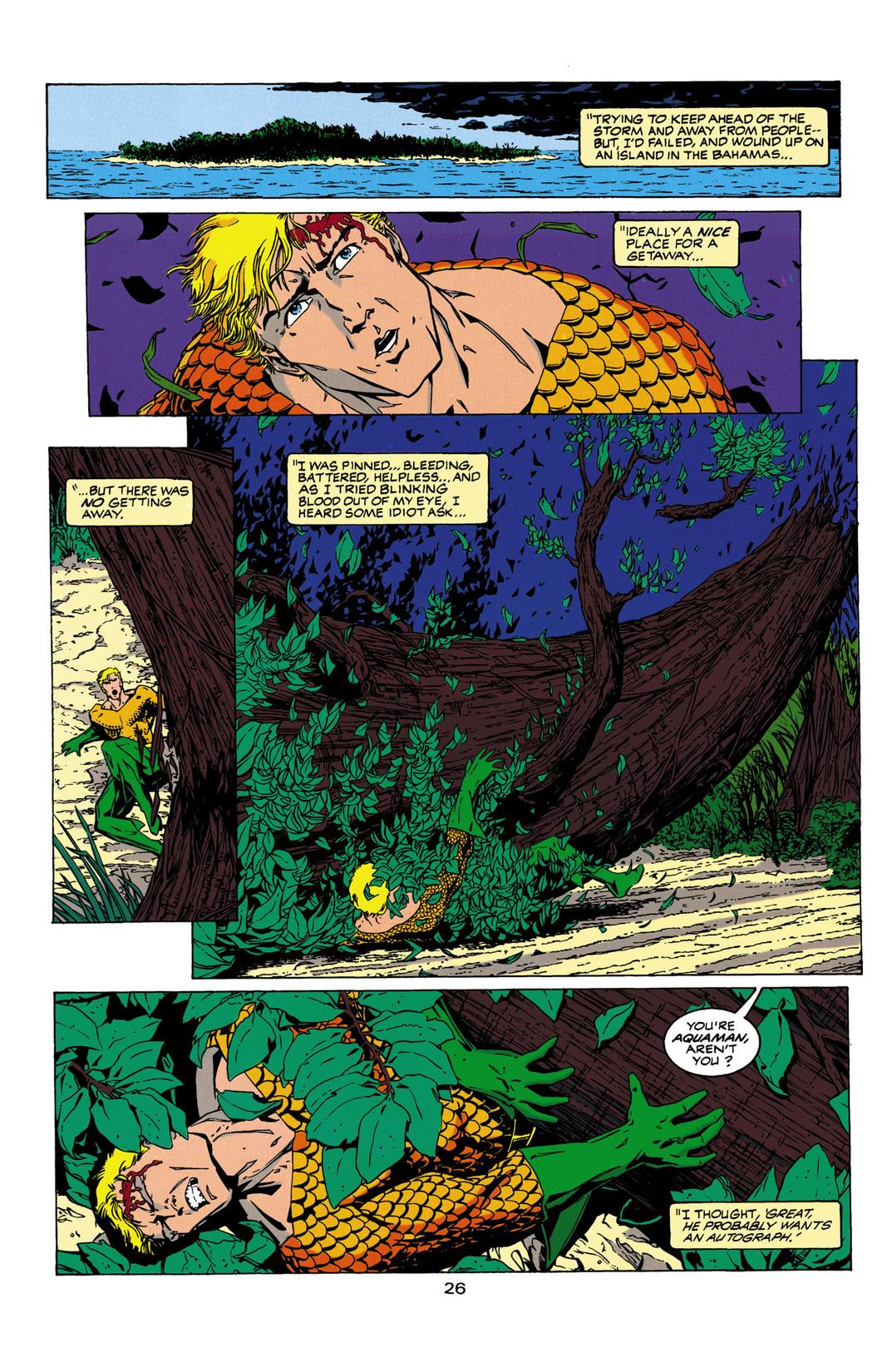 Read online Aquaman (1994) comic -  Issue #Aquaman (1994) _Annual 1 - 27