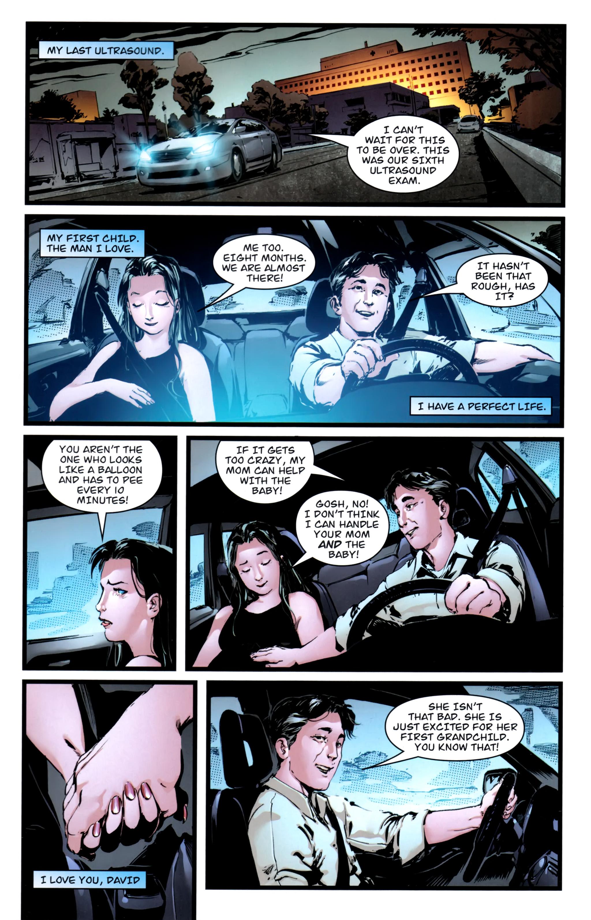 Read online Astria comic -  Issue #1 - 5