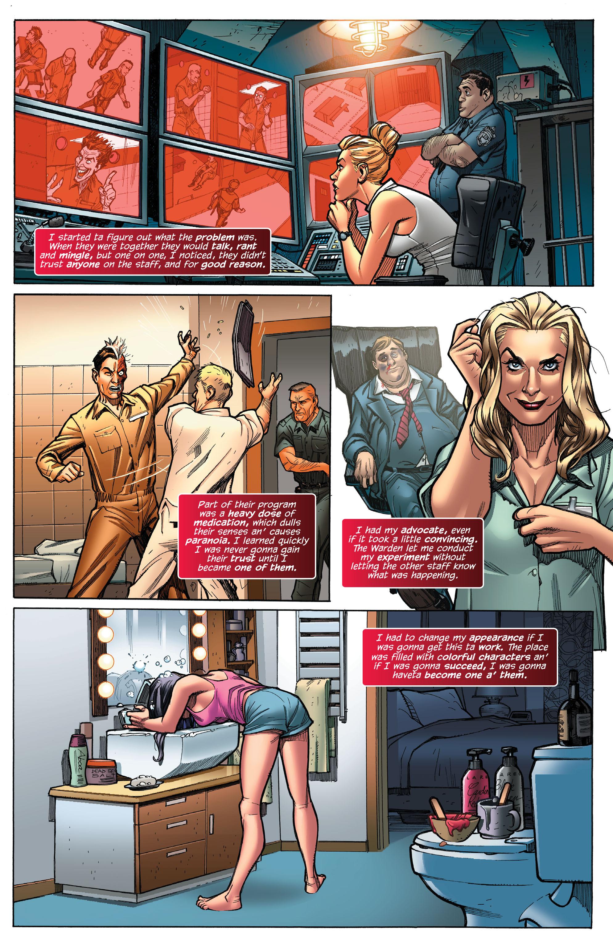 Read online Secret Origins (2014) comic -  Issue #4 - 8