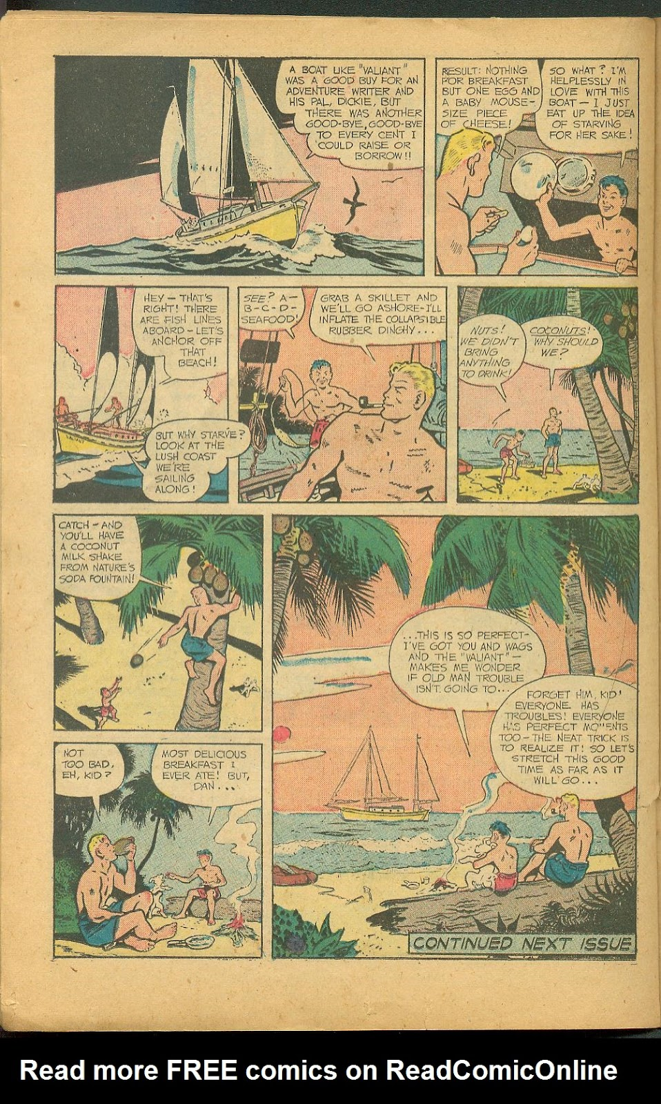 Read online Famous Funnies comic -  Issue #211 - 22