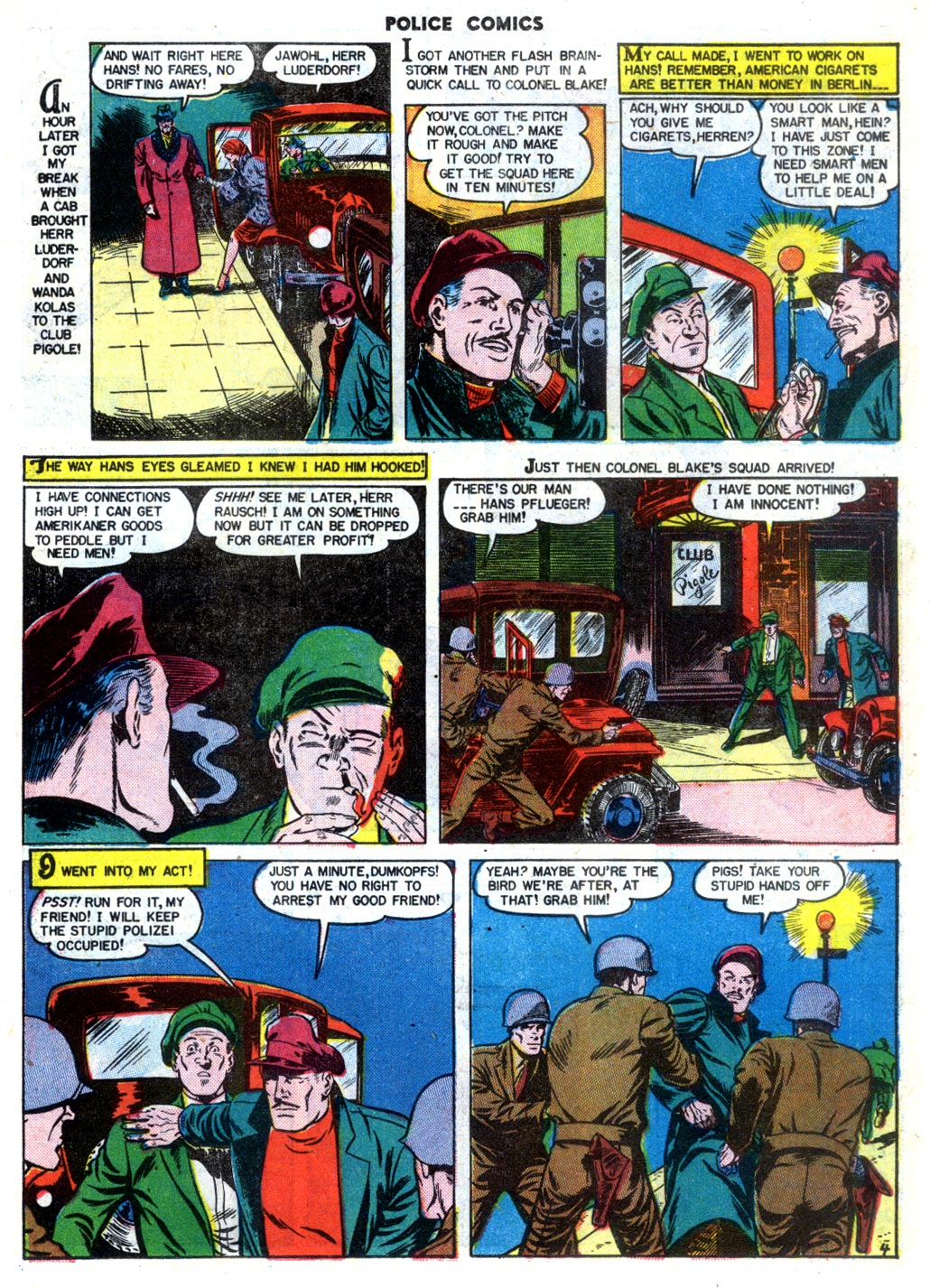 Police Comics issue 105 - Page 19