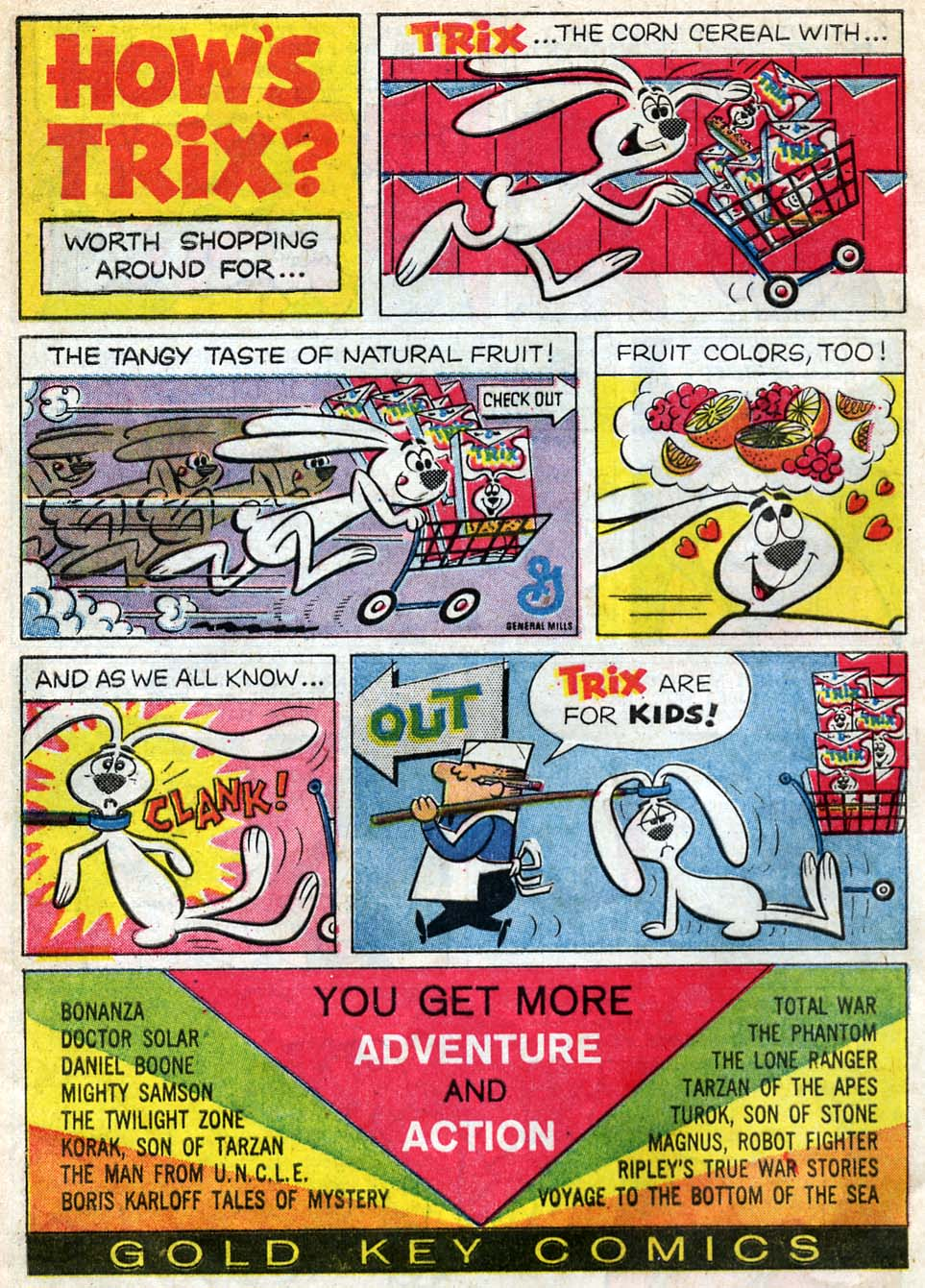 Read online Uncle Scrooge (1953) comic -  Issue #59 - 28