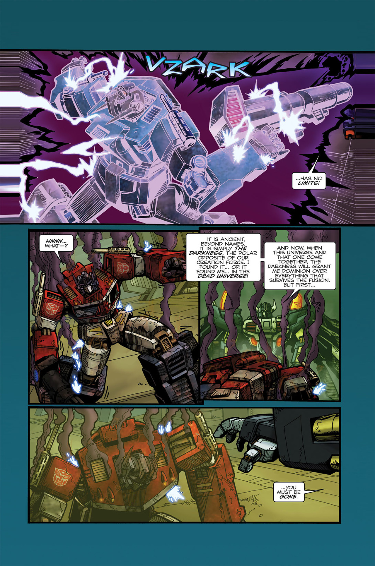 Read online Transformers Spotlight: Doubledealer comic -  Issue # Full - 19