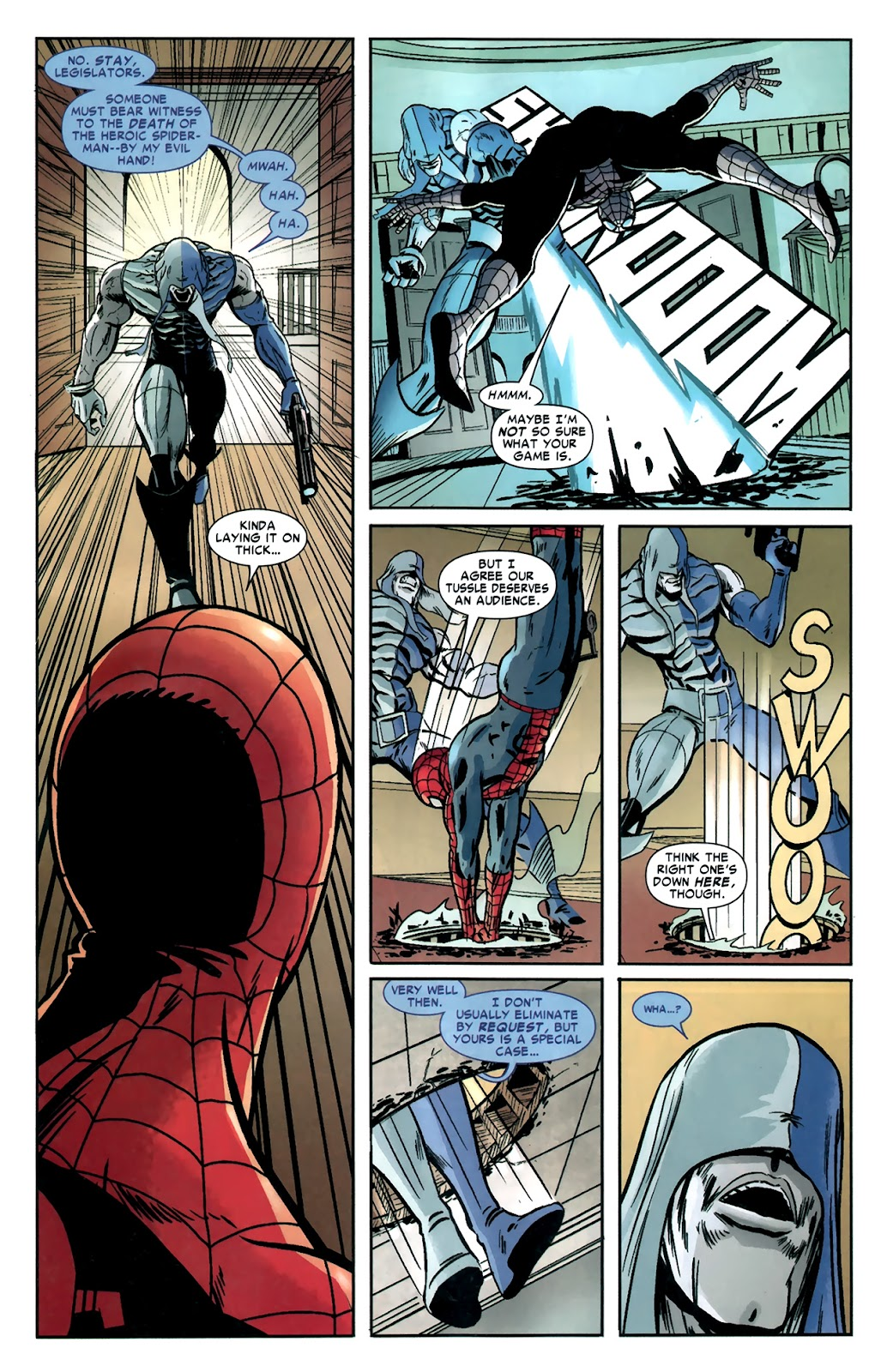 Web of Spider-Man (2009) Issue #10 #10 - English 11