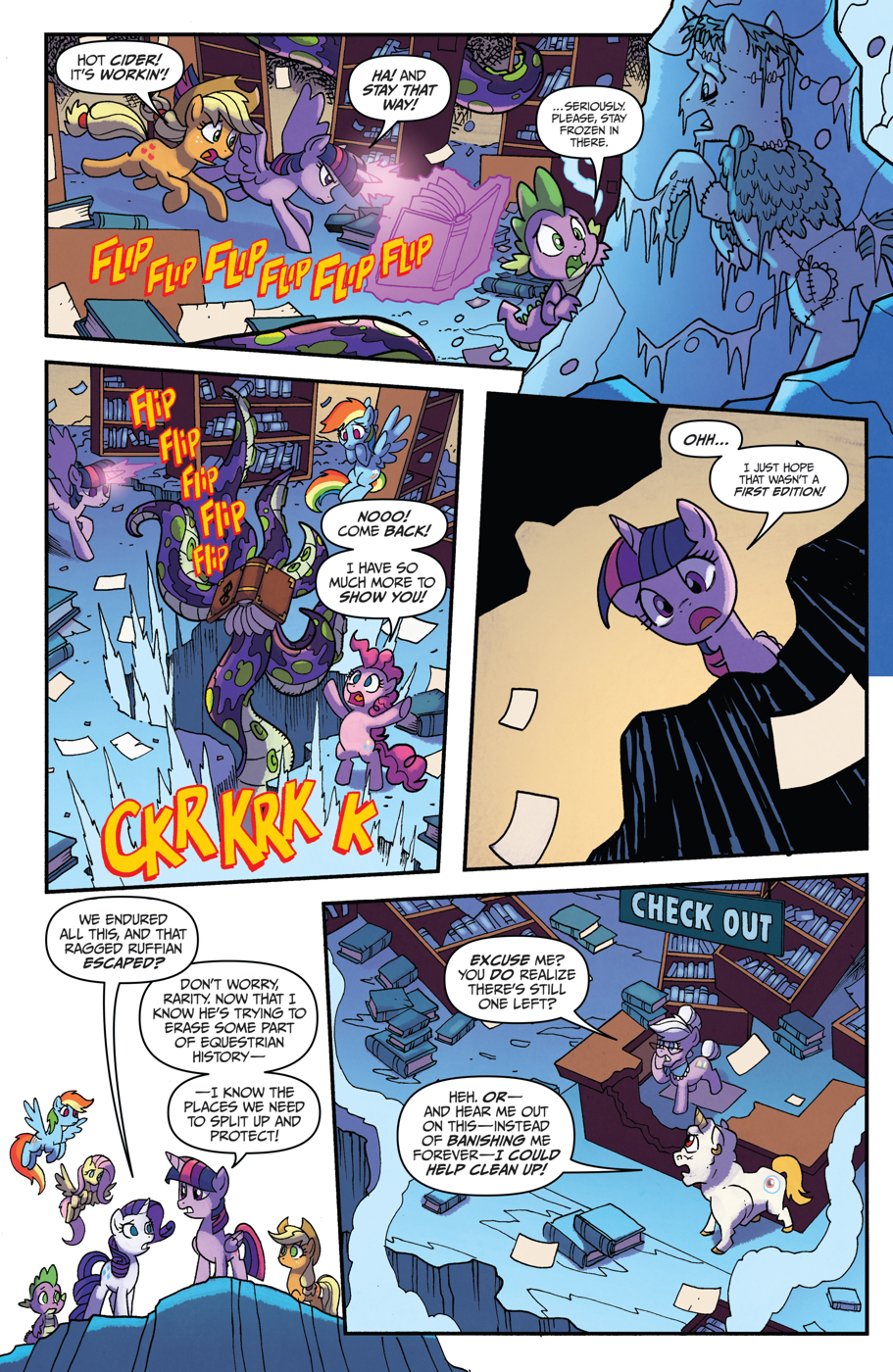 Read online My Little Pony: Friendship is Magic comic -  Issue #52 - 9