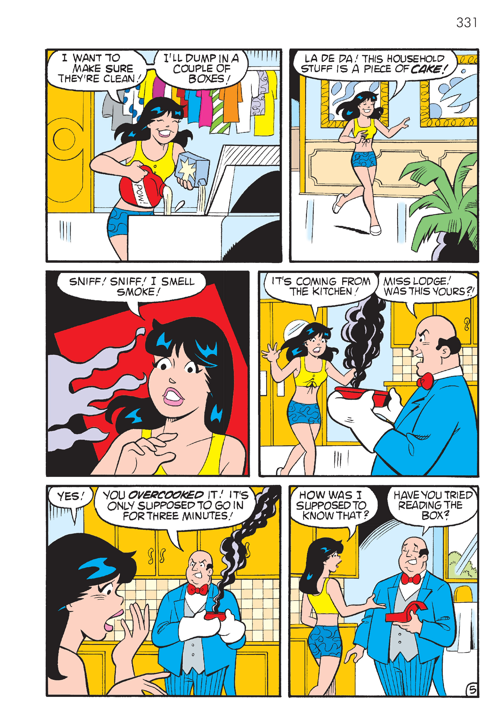 Read online The Best of Archie Comics comic -  Issue # TPB 4 (Part 2) - 121