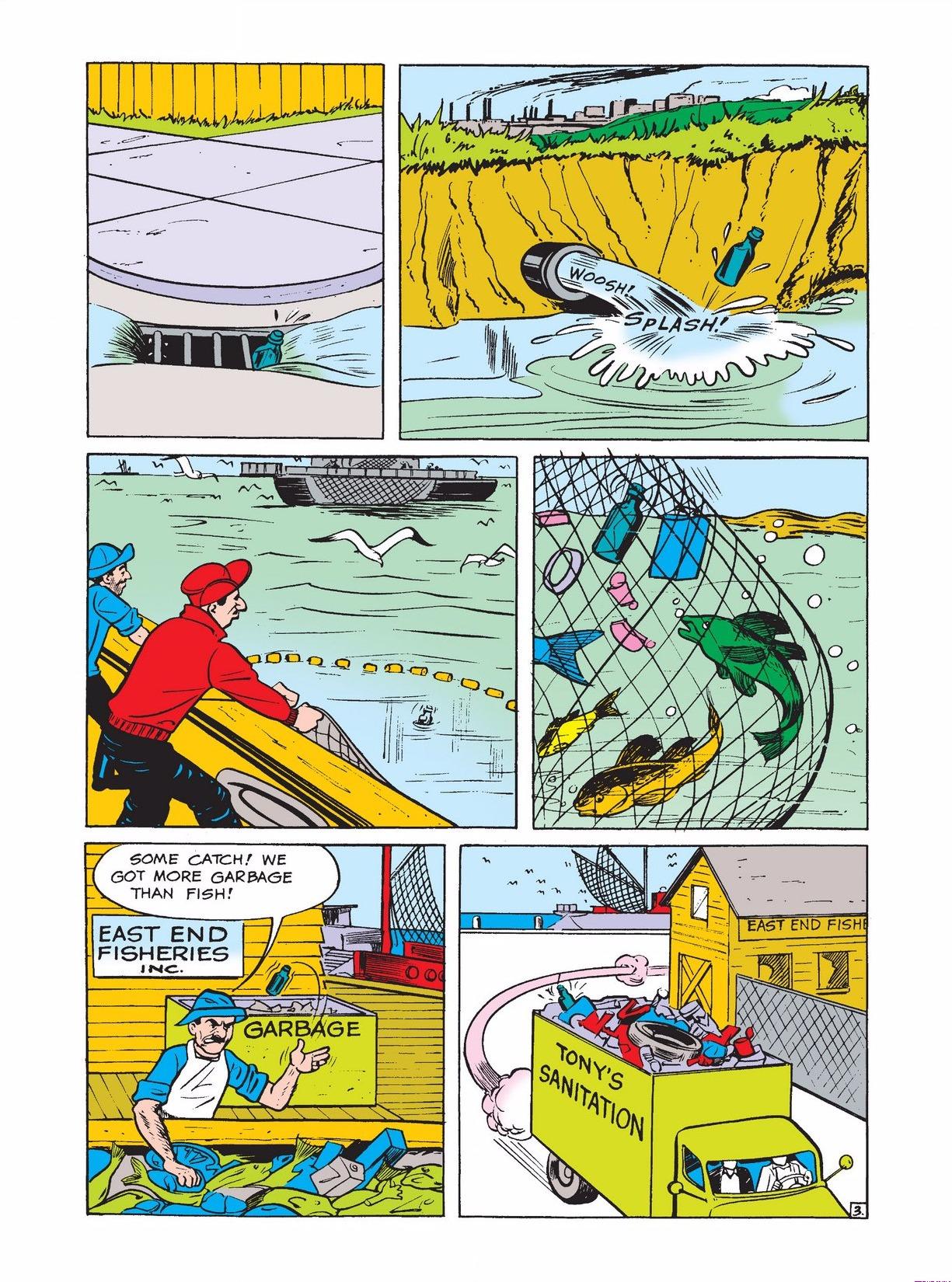 Read online Archie 1000 Page Comics Bonanza comic -  Issue #3 (Part 2) - 48